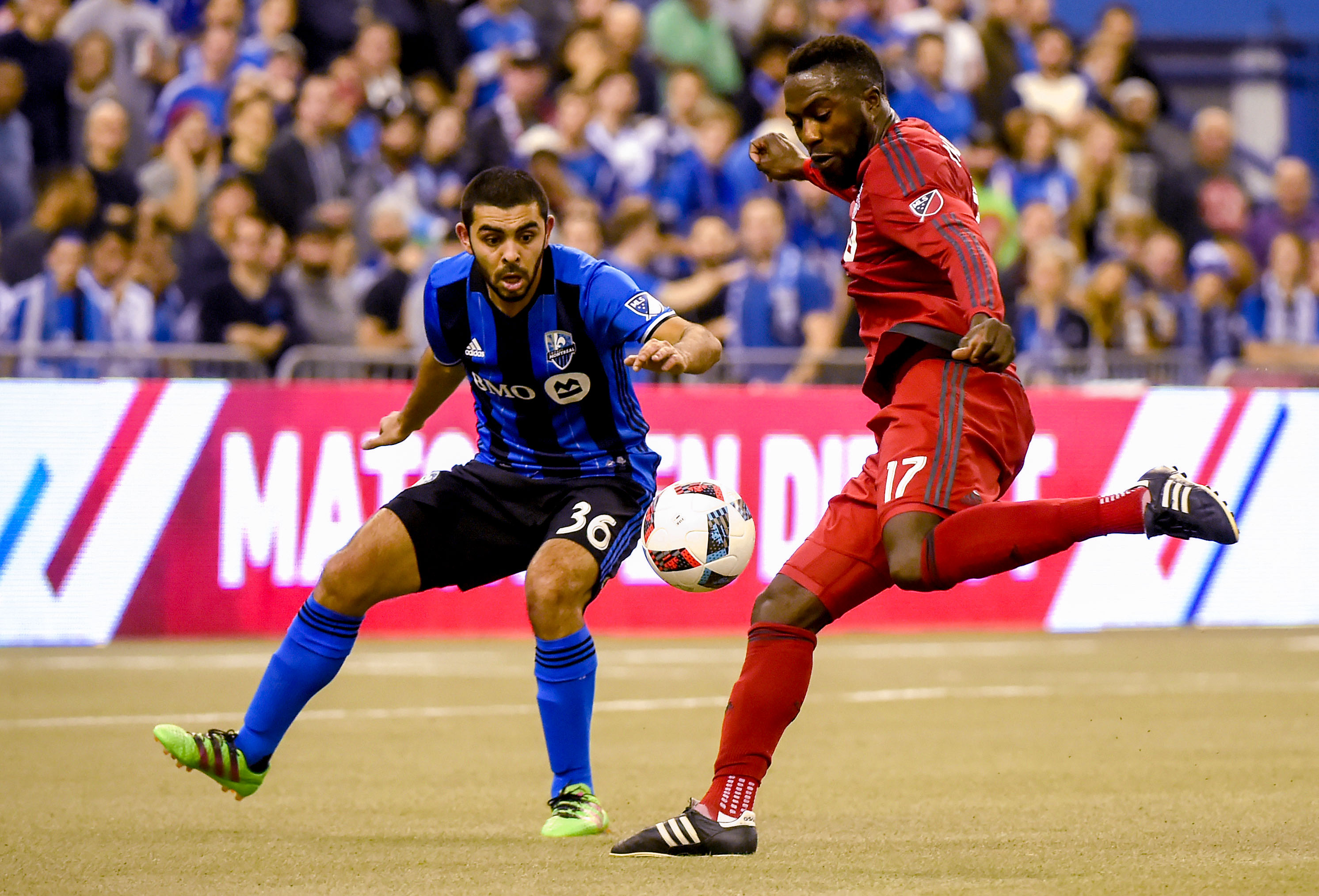 MLS: Eastern Conference Championship-Toronto FC at Montreal Impact
