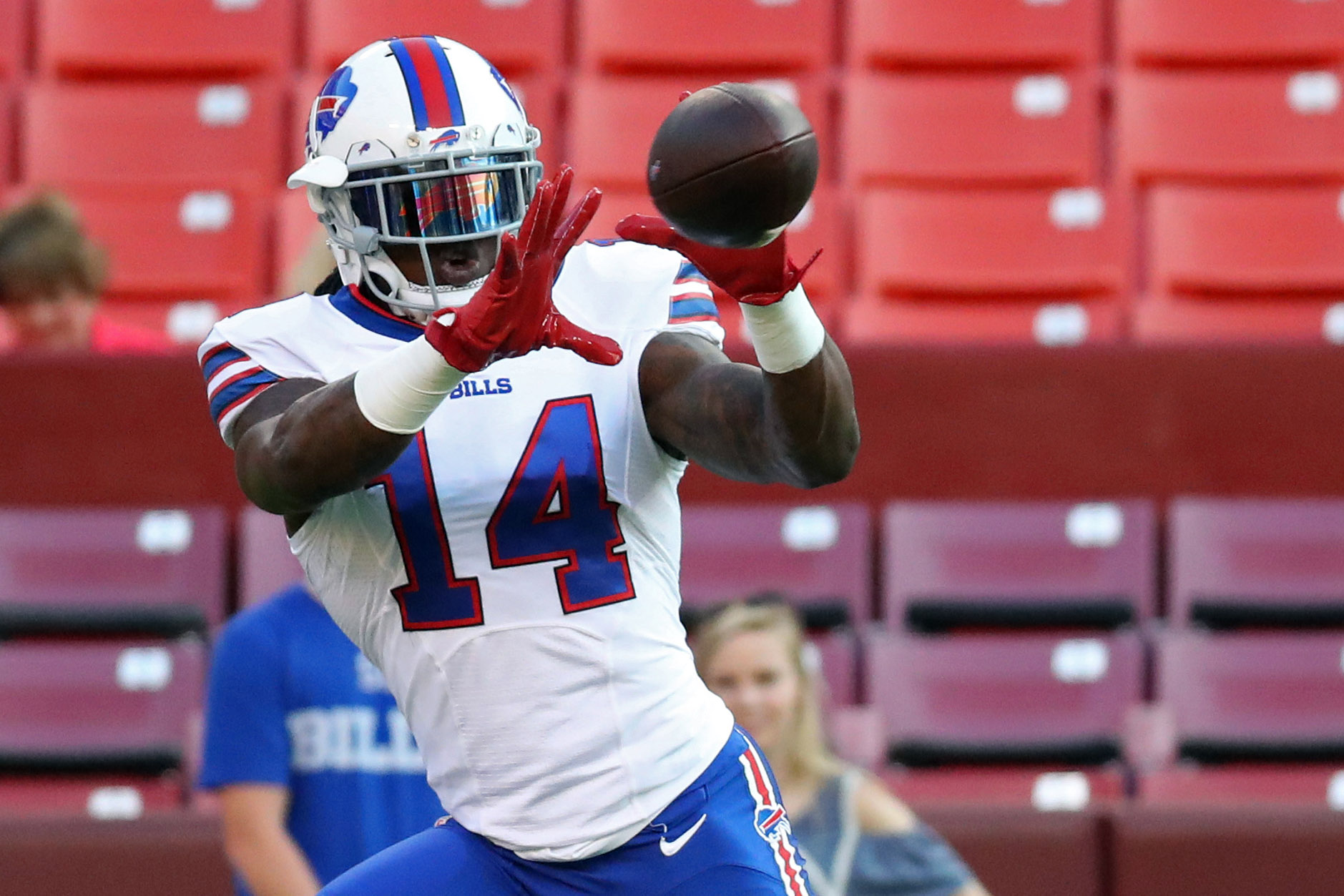 NFL: Preseason-Buffalo Bills at Washington Redskins