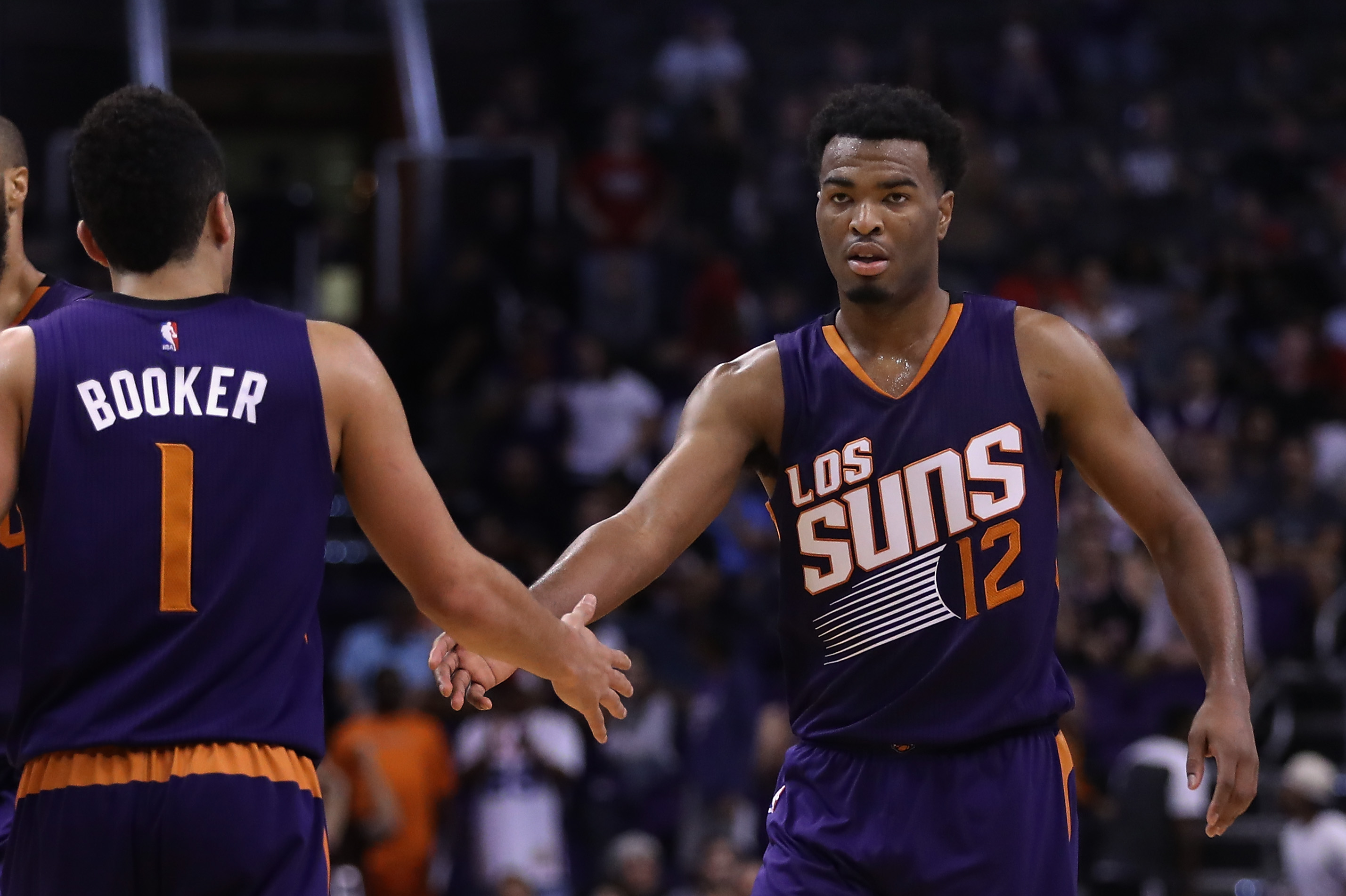 T.J. Warren's emergence has been a rare bright spot for the struggling Suns