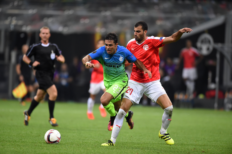 FC Internazionale Milano v Hapoel Beer-Sheva FC - UEFA Europa League