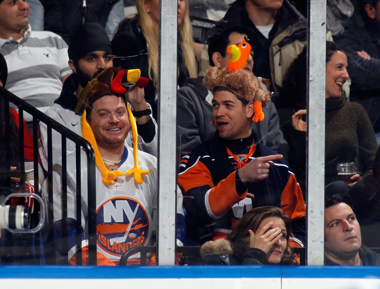 Winnipeg Jets v New York Islanders