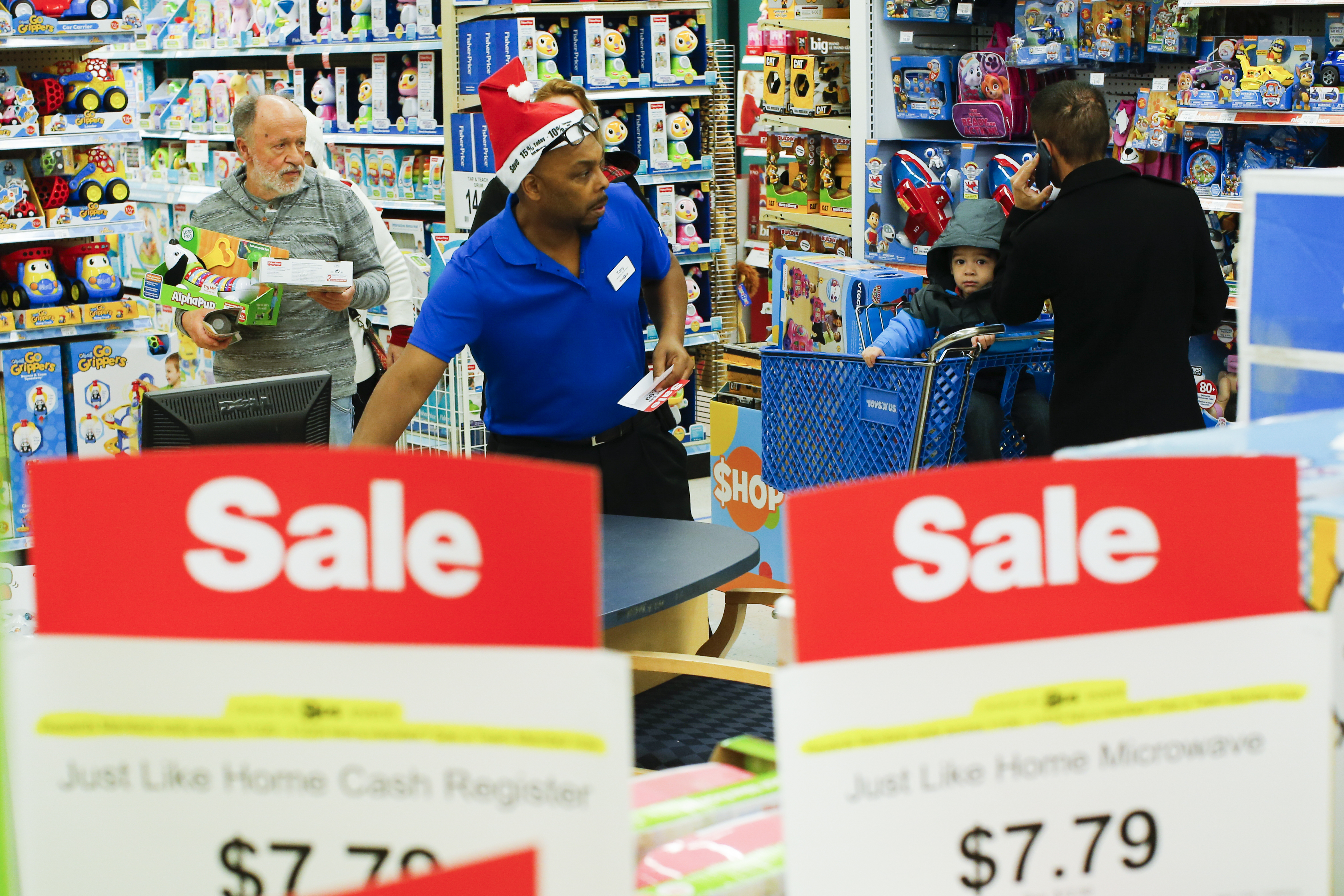 The only sale that interests me this Black Friday is Chris.