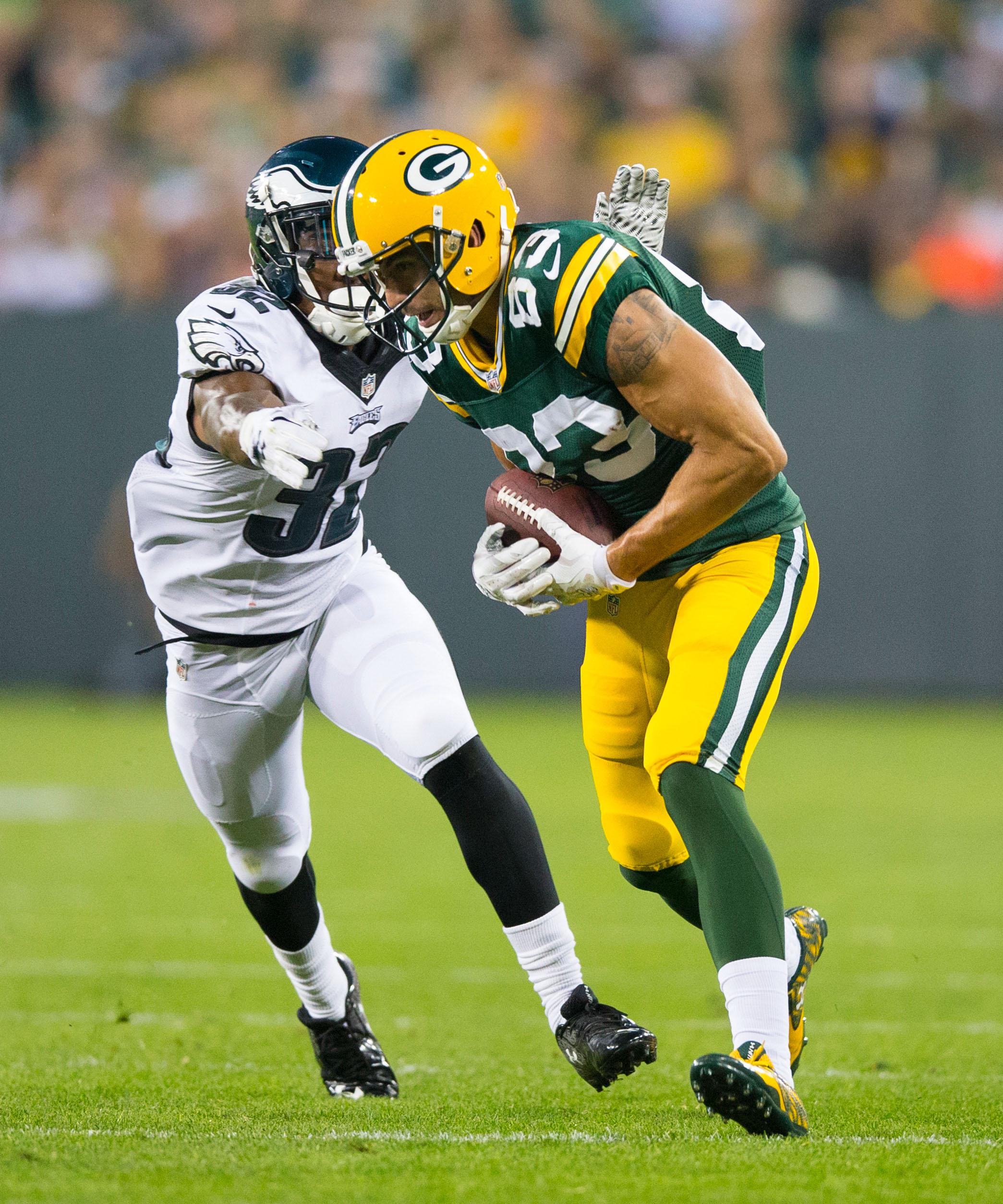 NFL: Preseason-Philadelphia Eagles at Green Bay Packers