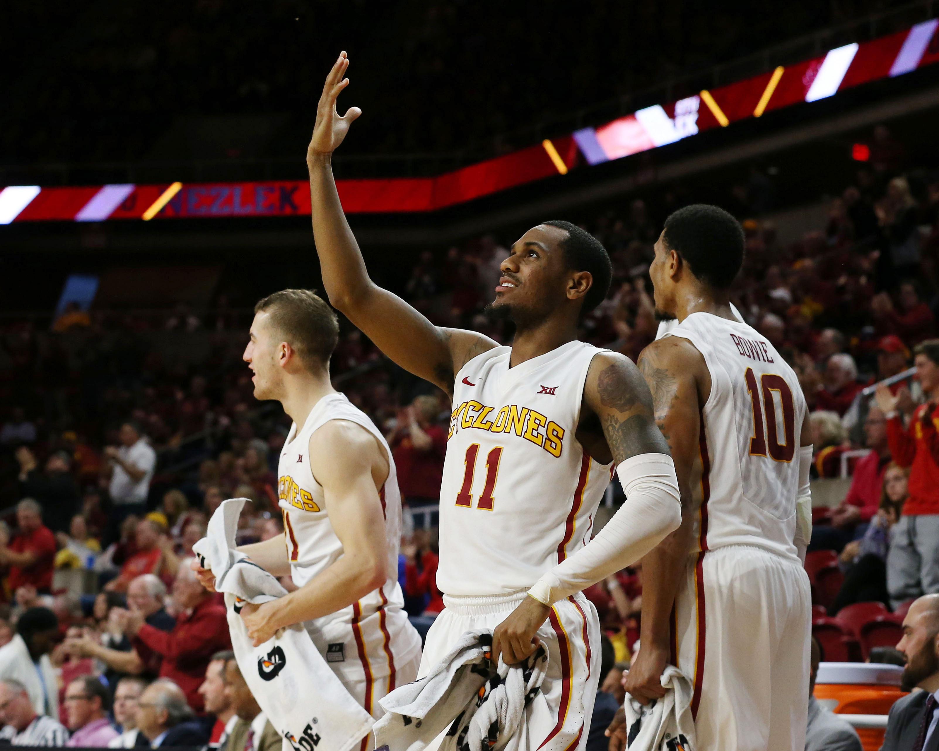 NCAA Basketball: Citadel at Iowa State