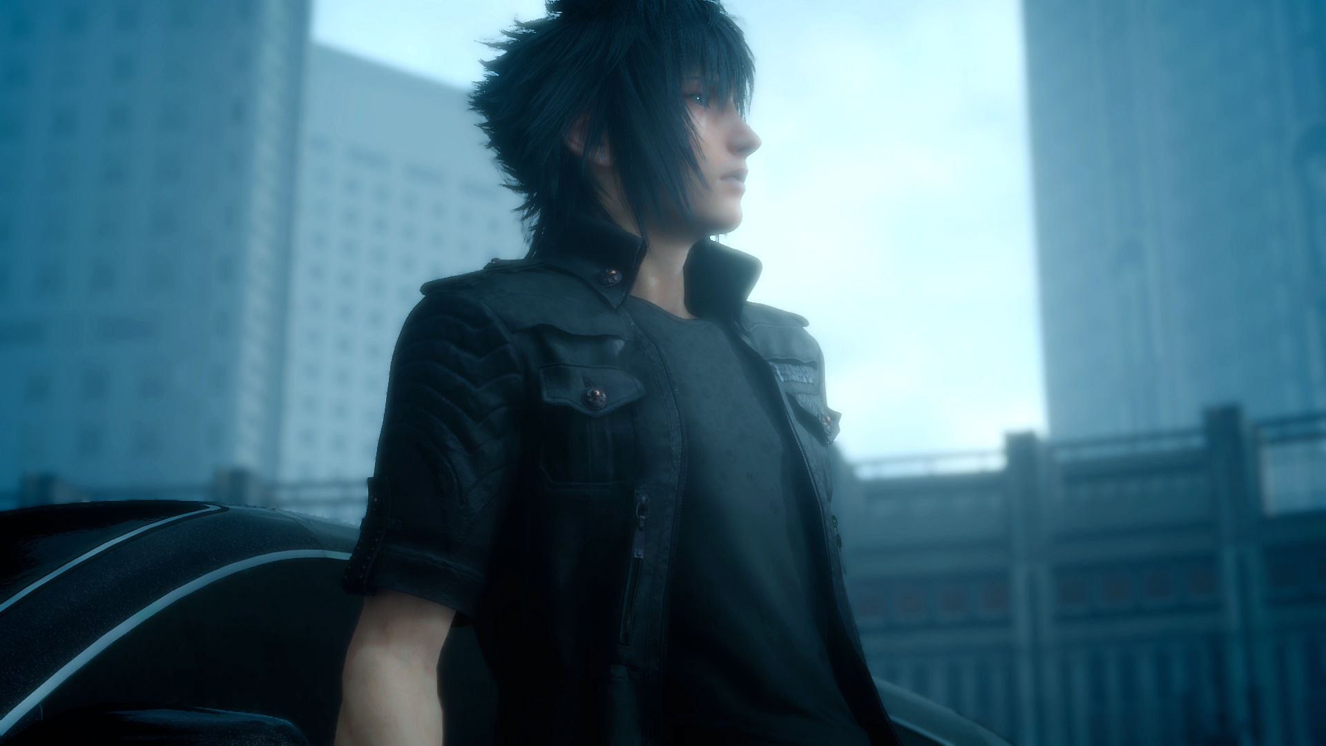 final fantasy xv was worth the wait - the verge