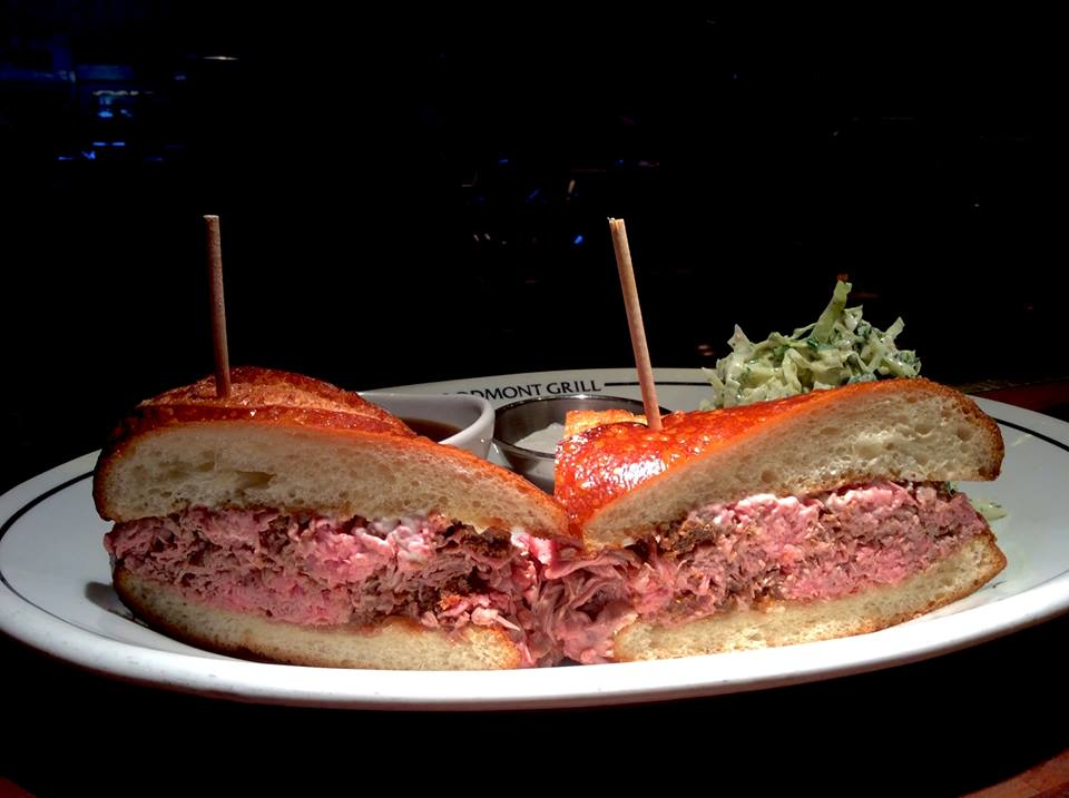 Woodmont Grill's French Dip