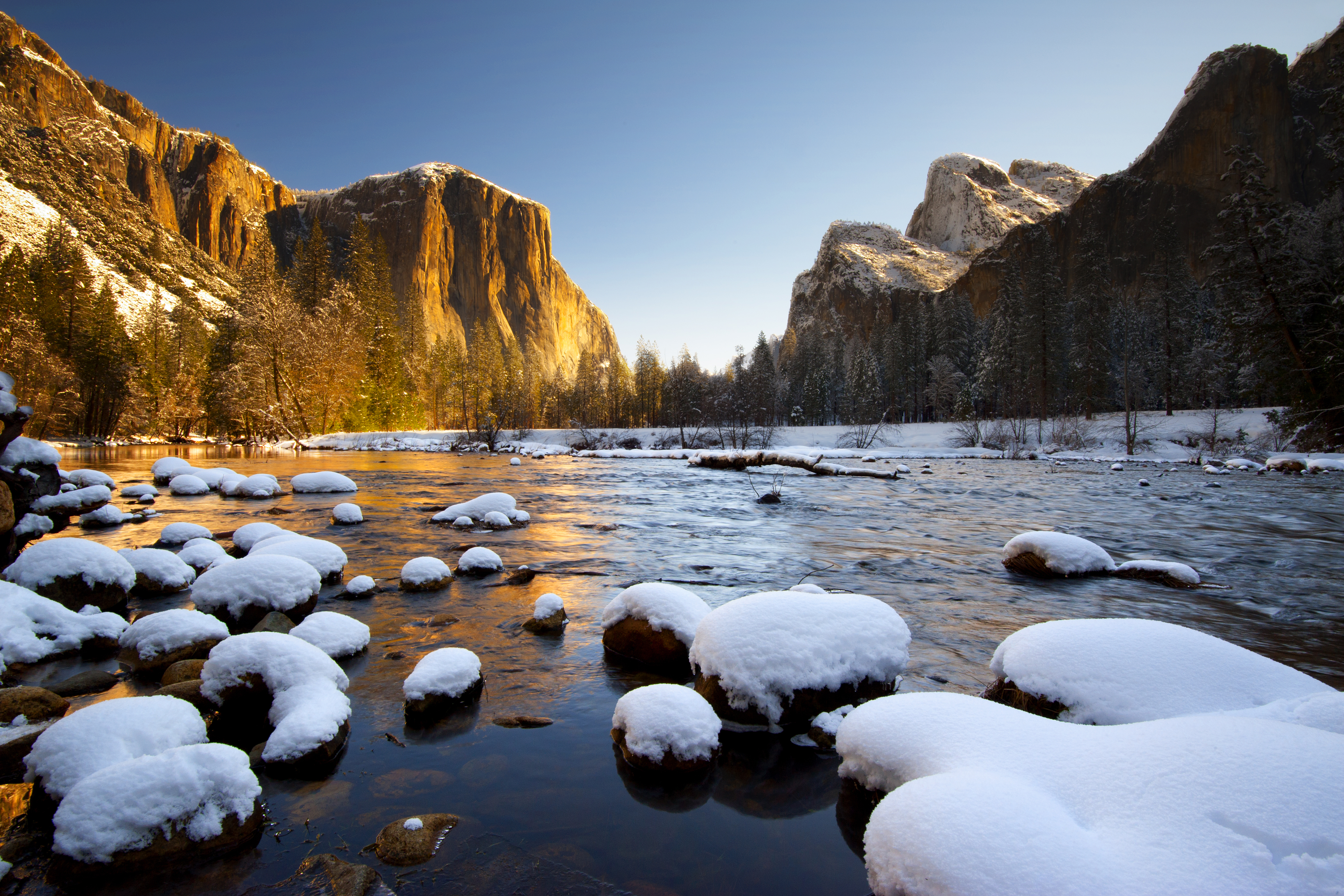 The 10 best National Parks to visit this winter