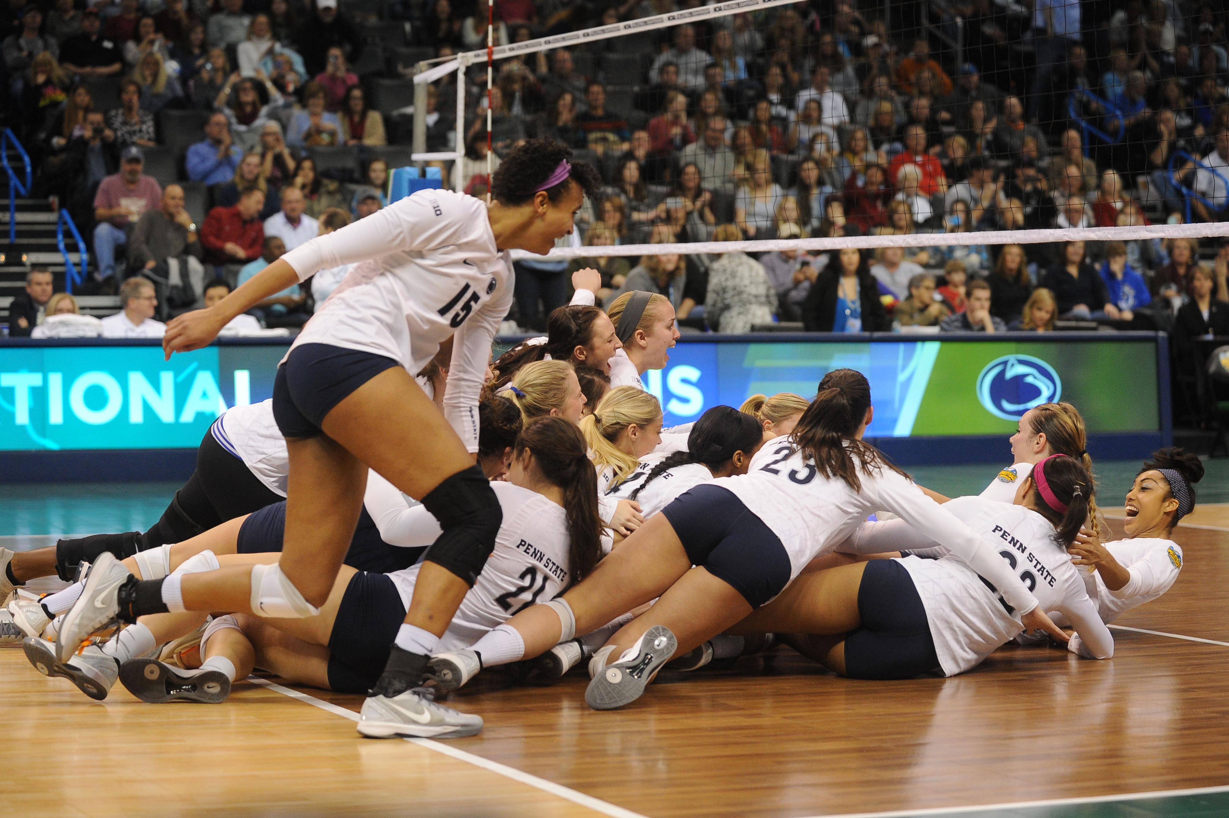 NCAA Volleyball: Women's Volleyball Championship-BYU vs Penn State