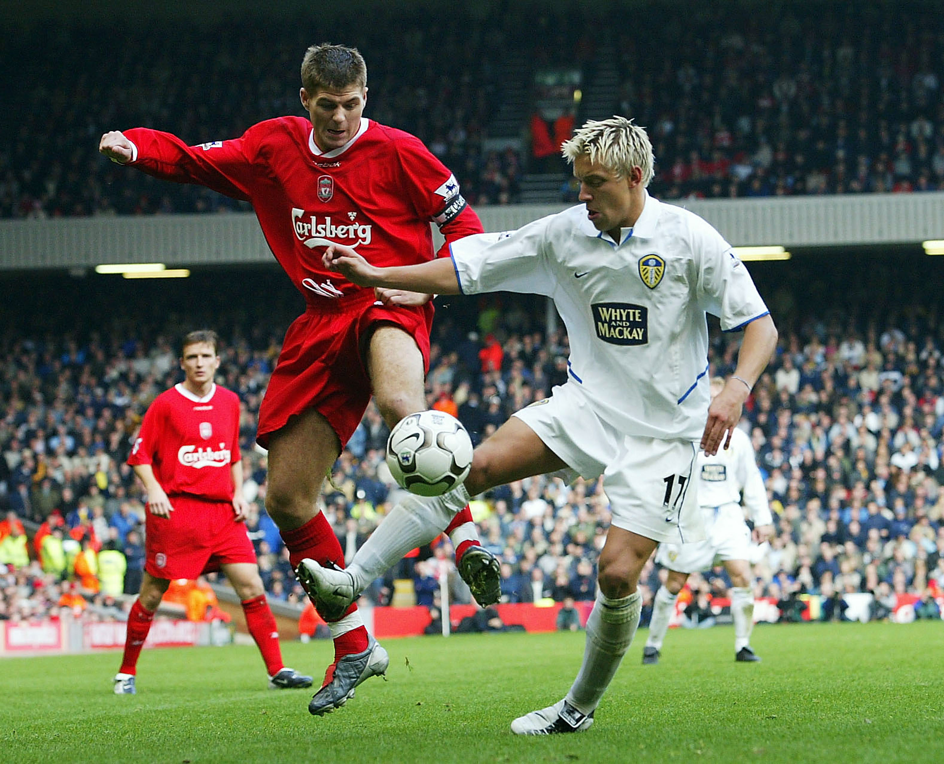 It has been 13 years since Leeds went to Liverpool. Things have changed.