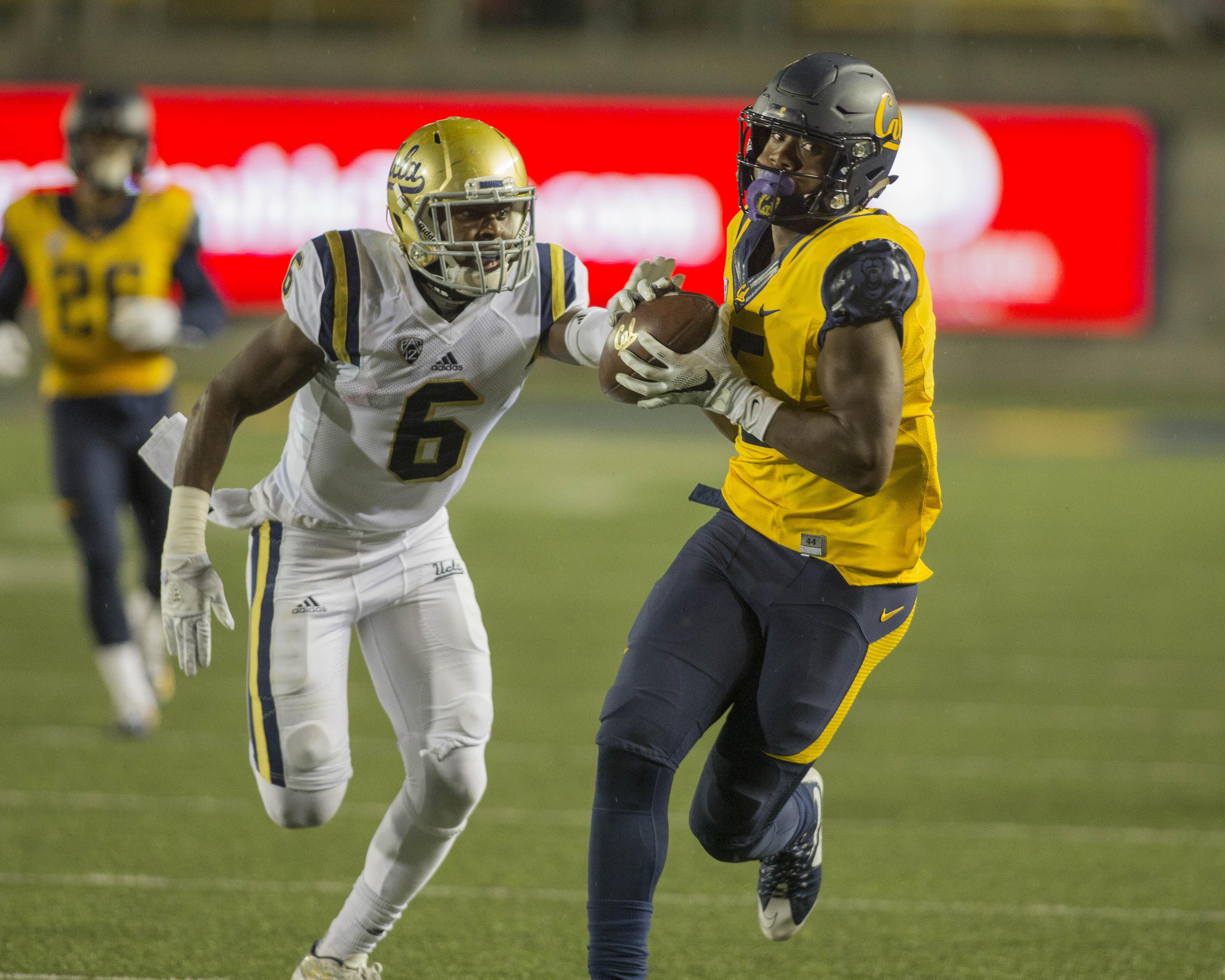 NCAA Football: UCLA at California