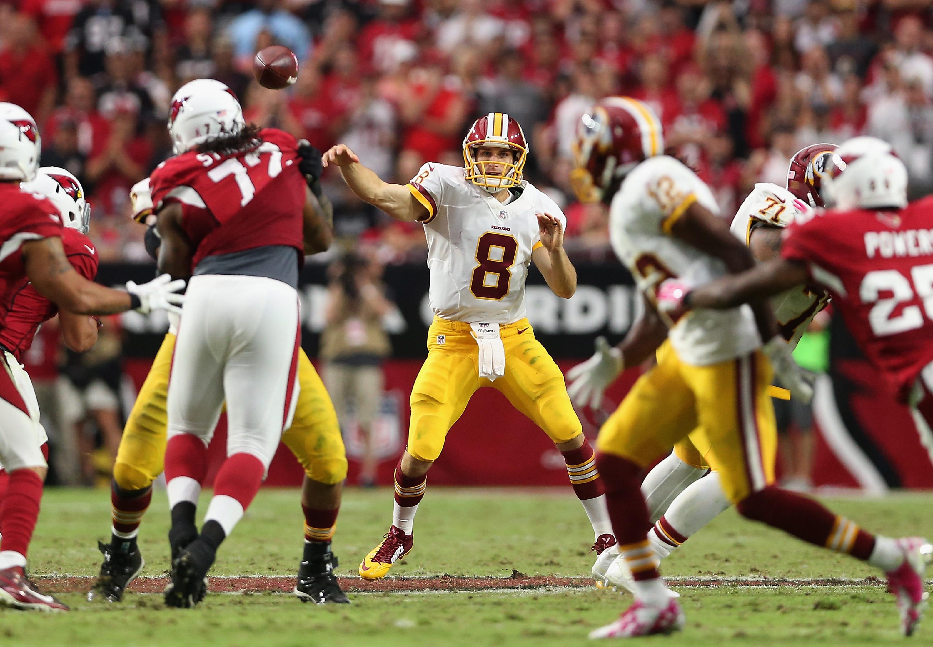 Washington Redskins v Arizona Cardinals