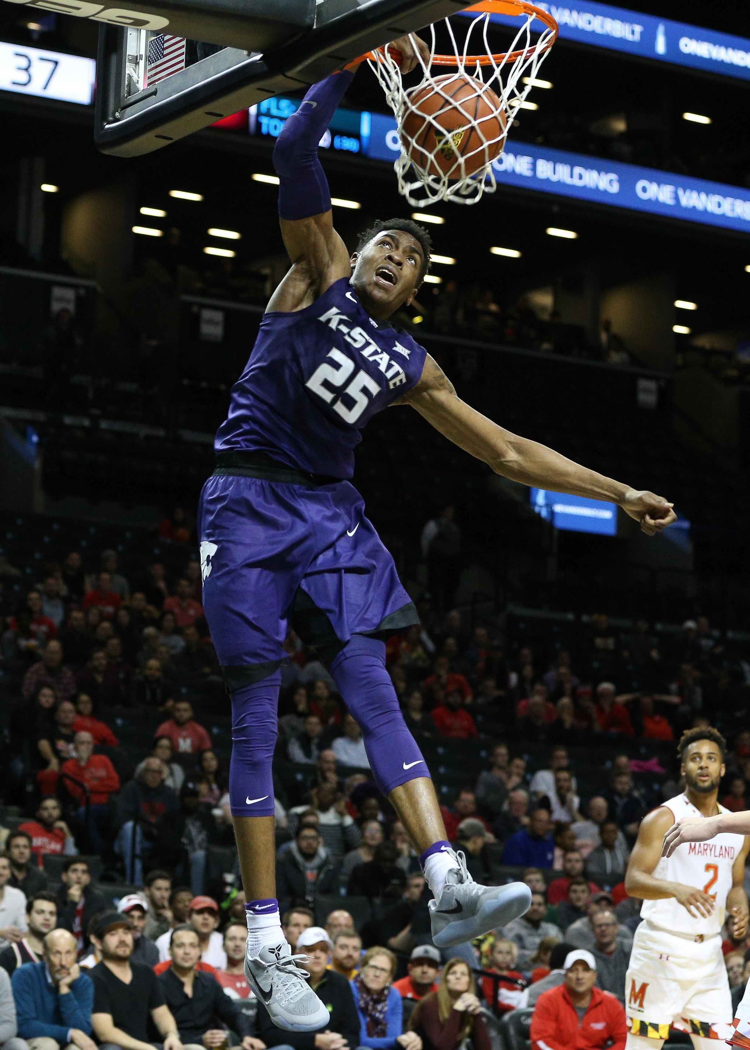NCAA Basketball: Barclays Center Classic-Maryland vs Kansas State