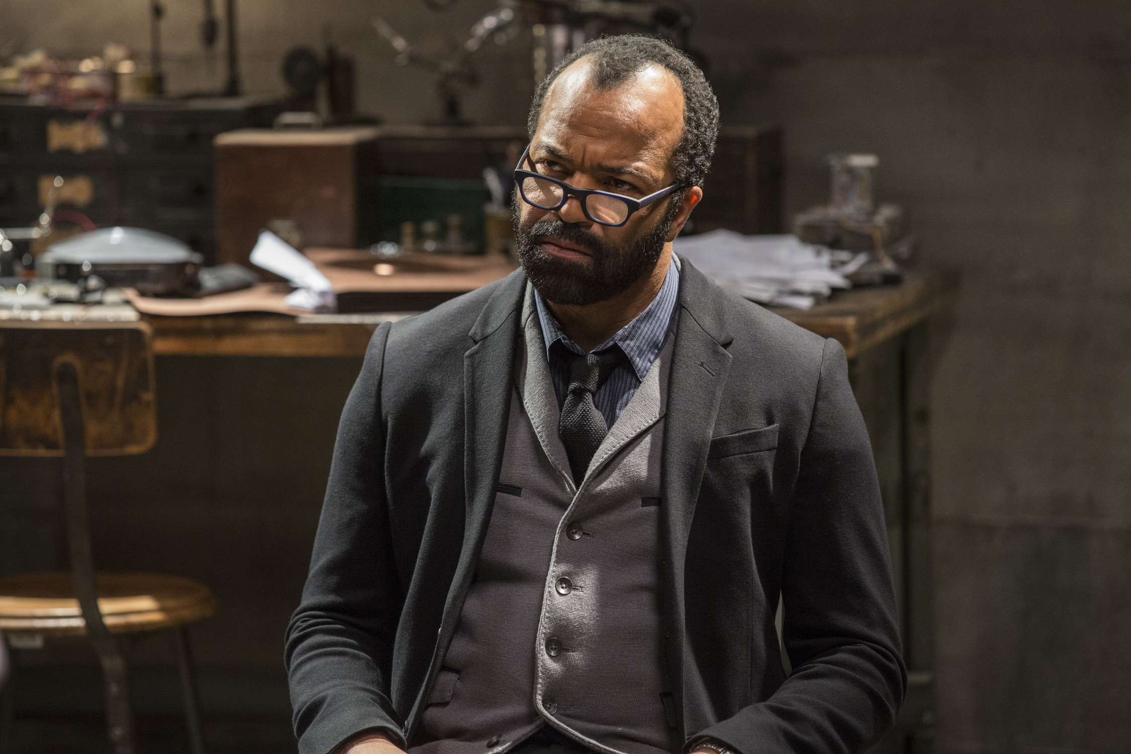 Westworld's twists are easy to predict because they're not the point of the show