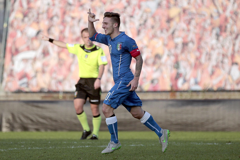 Italy U19 v Czech Republic U19 - International Friendly