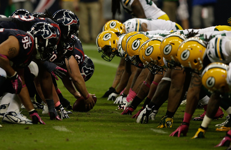 Green Bay Packers v Houston Texans