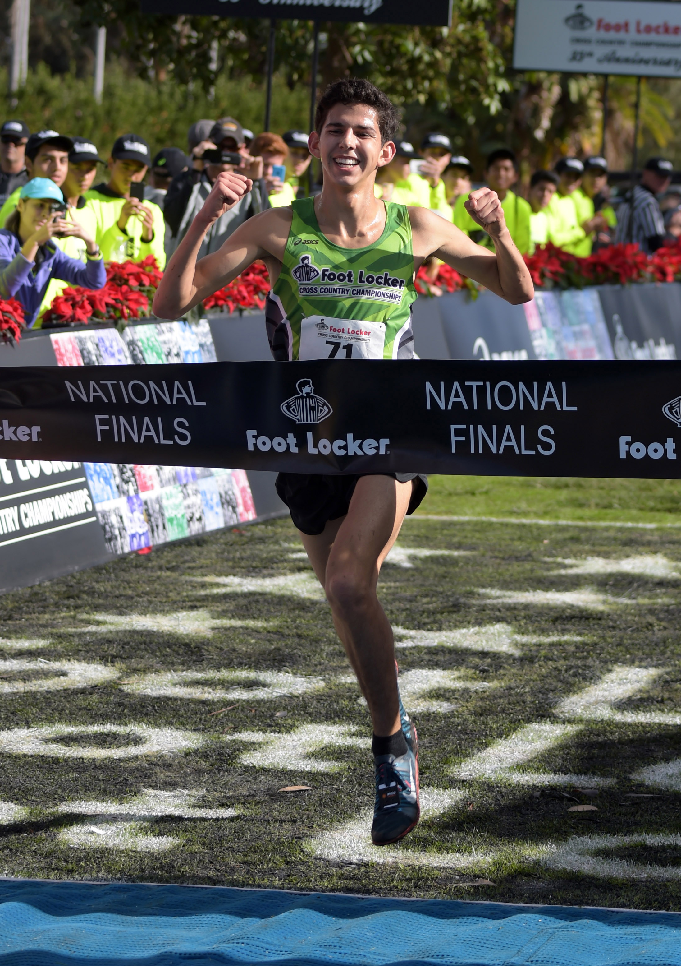 Cross Country: 36th Foot Locker National Championships