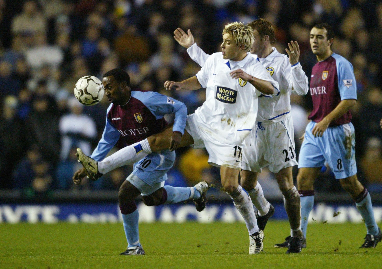 Leeds United v Aston Villa