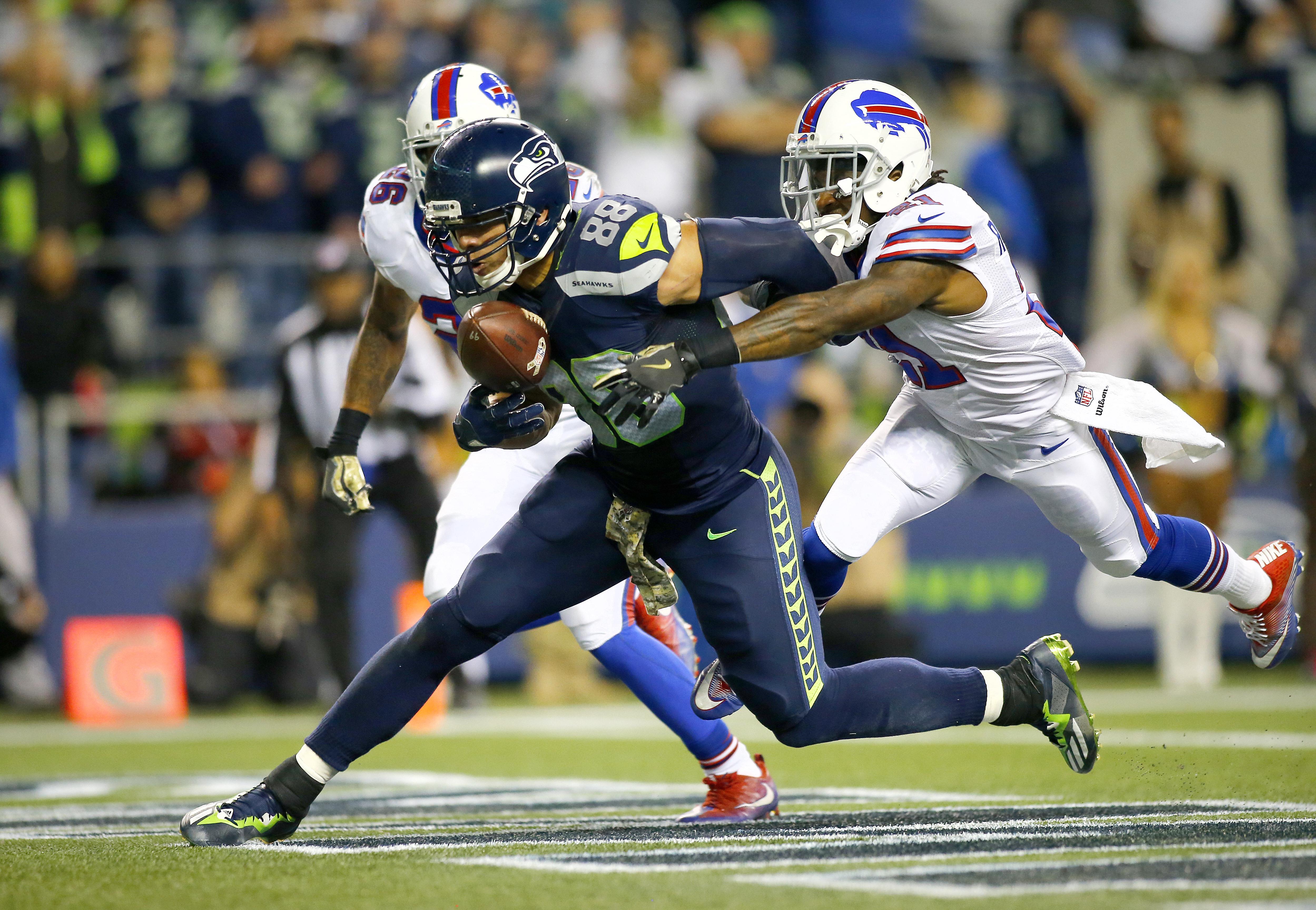 Buffalo Bills v Seattle Seahawks