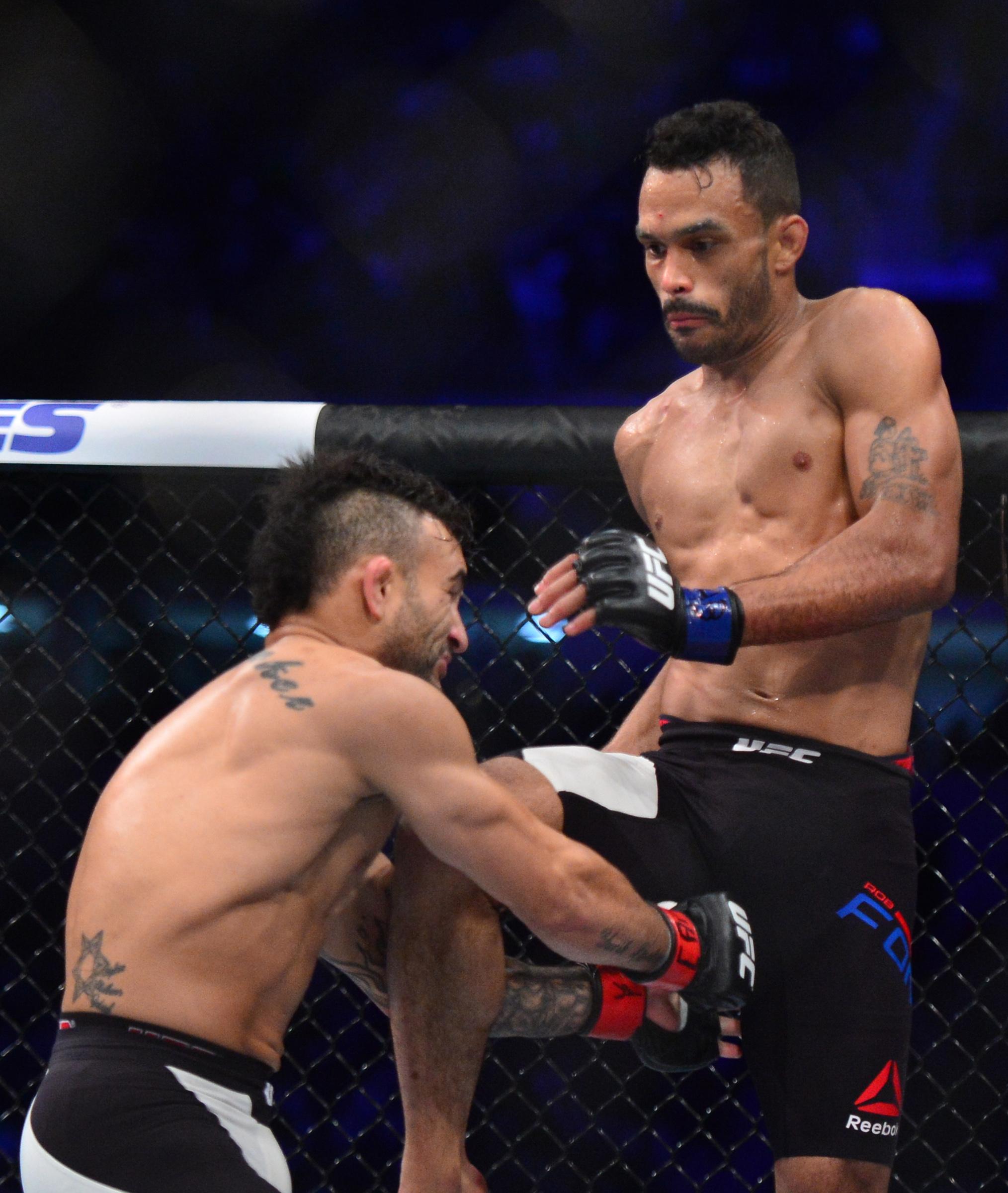 MMA: UFC Fight Night-Lineker vs Font