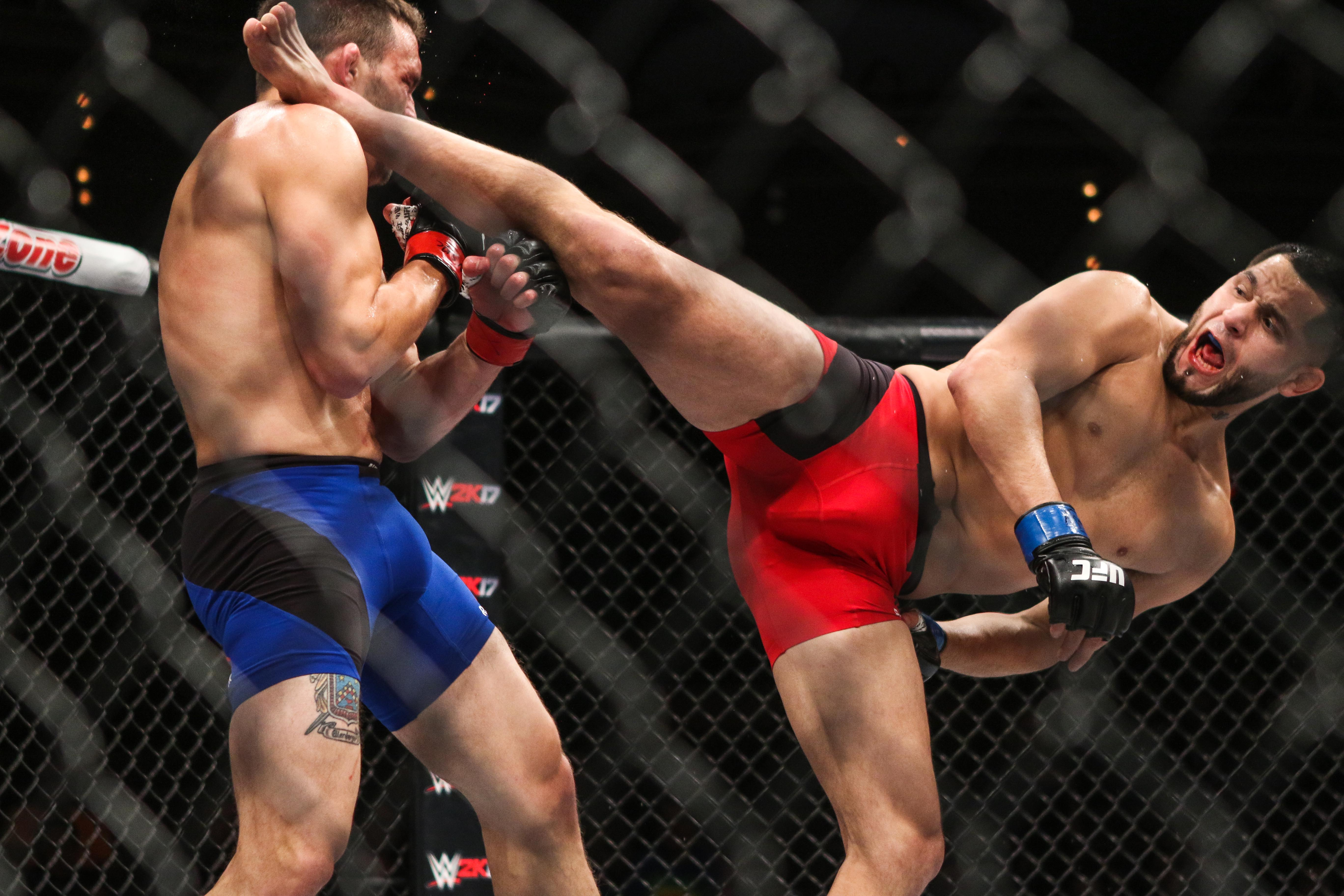 MMA: TUF Tournament of Champions-Ellenberger vs Masvidal