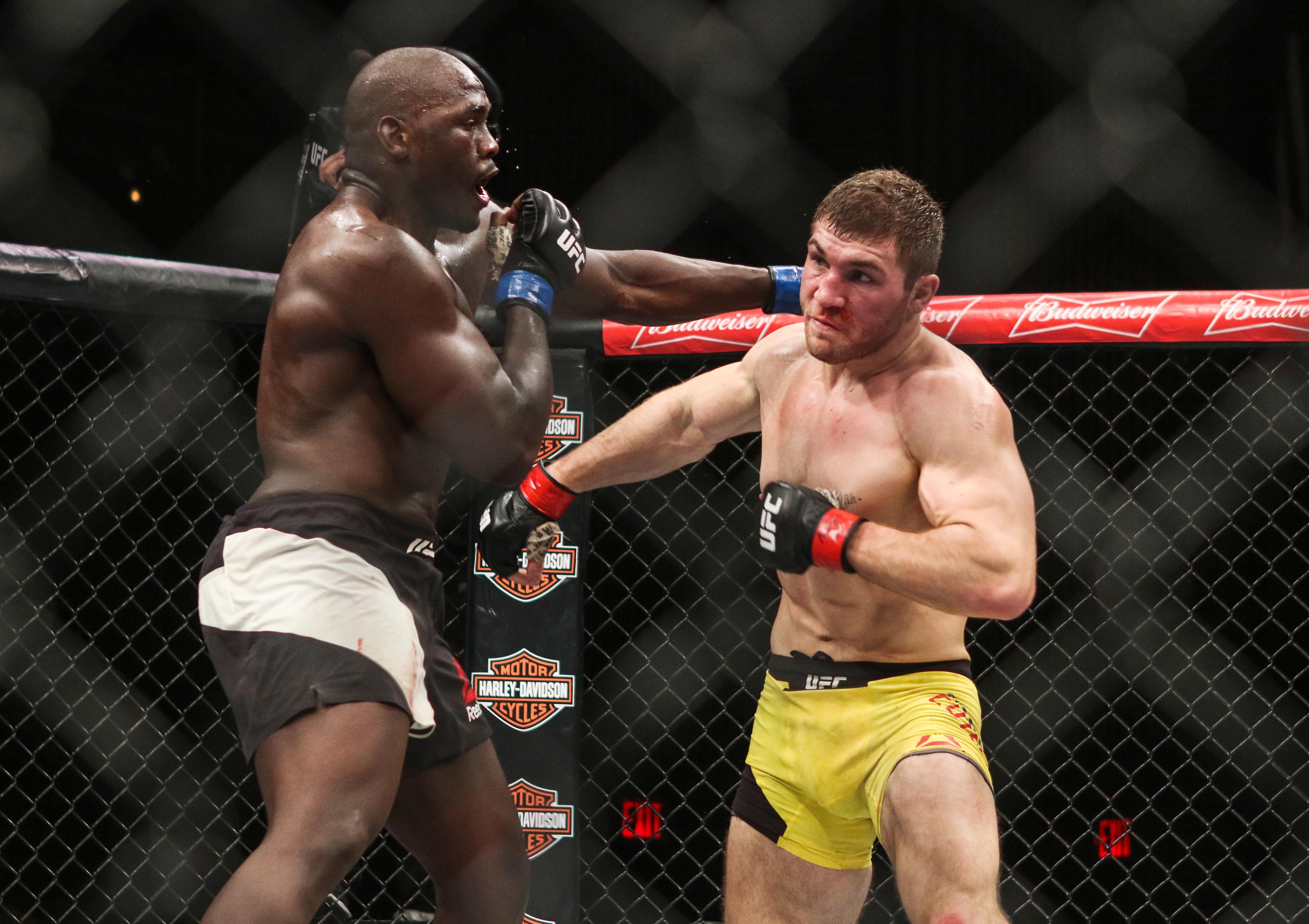 MMA: TUF Tournament of Champions-Cutelaba vs Cannonier
