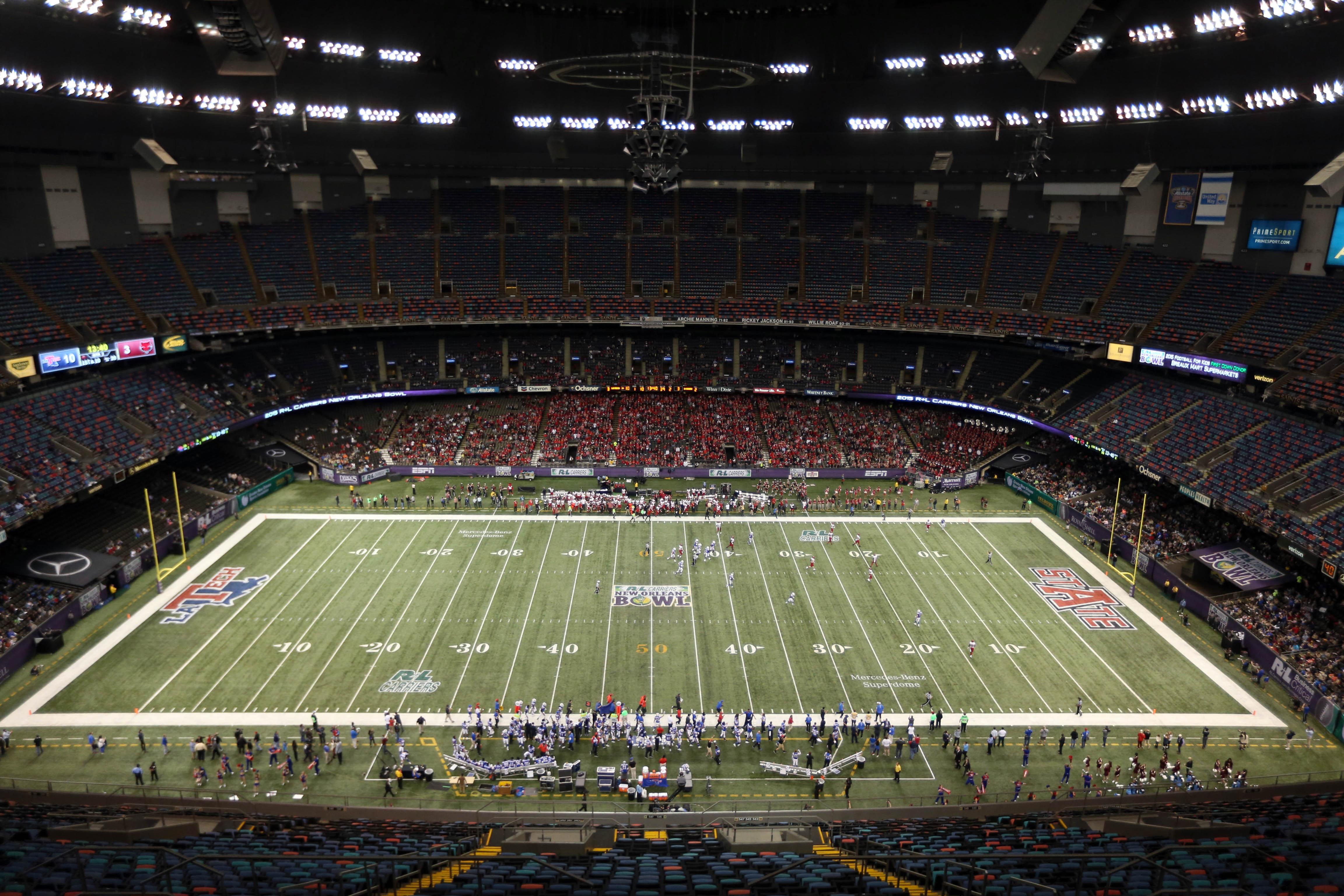 NCAA Football: R+L Carriers New Orleans Bowl-Arkansas State vs Louisiana Tech