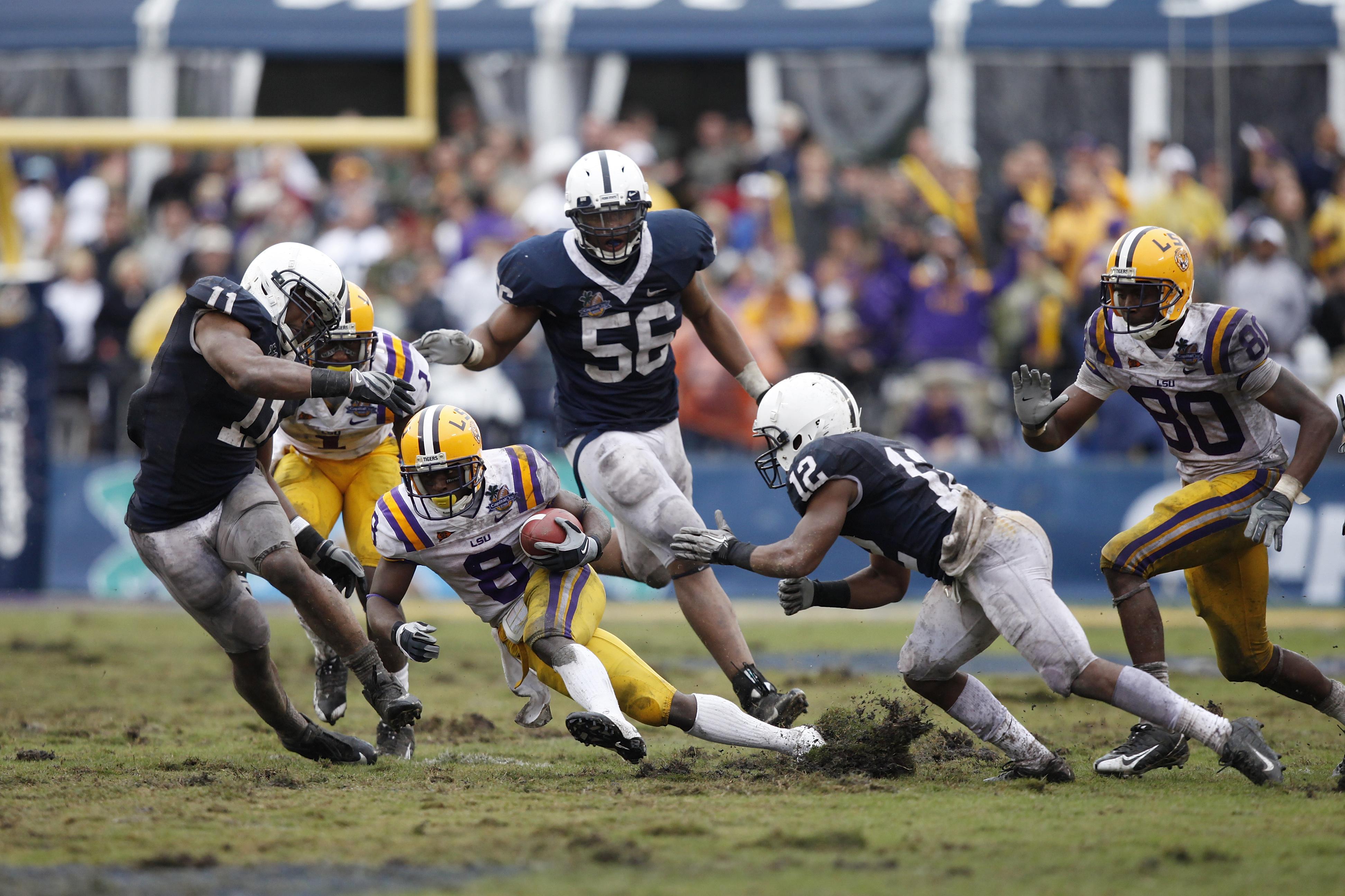 Capital One Bowl - Penn State v LSU