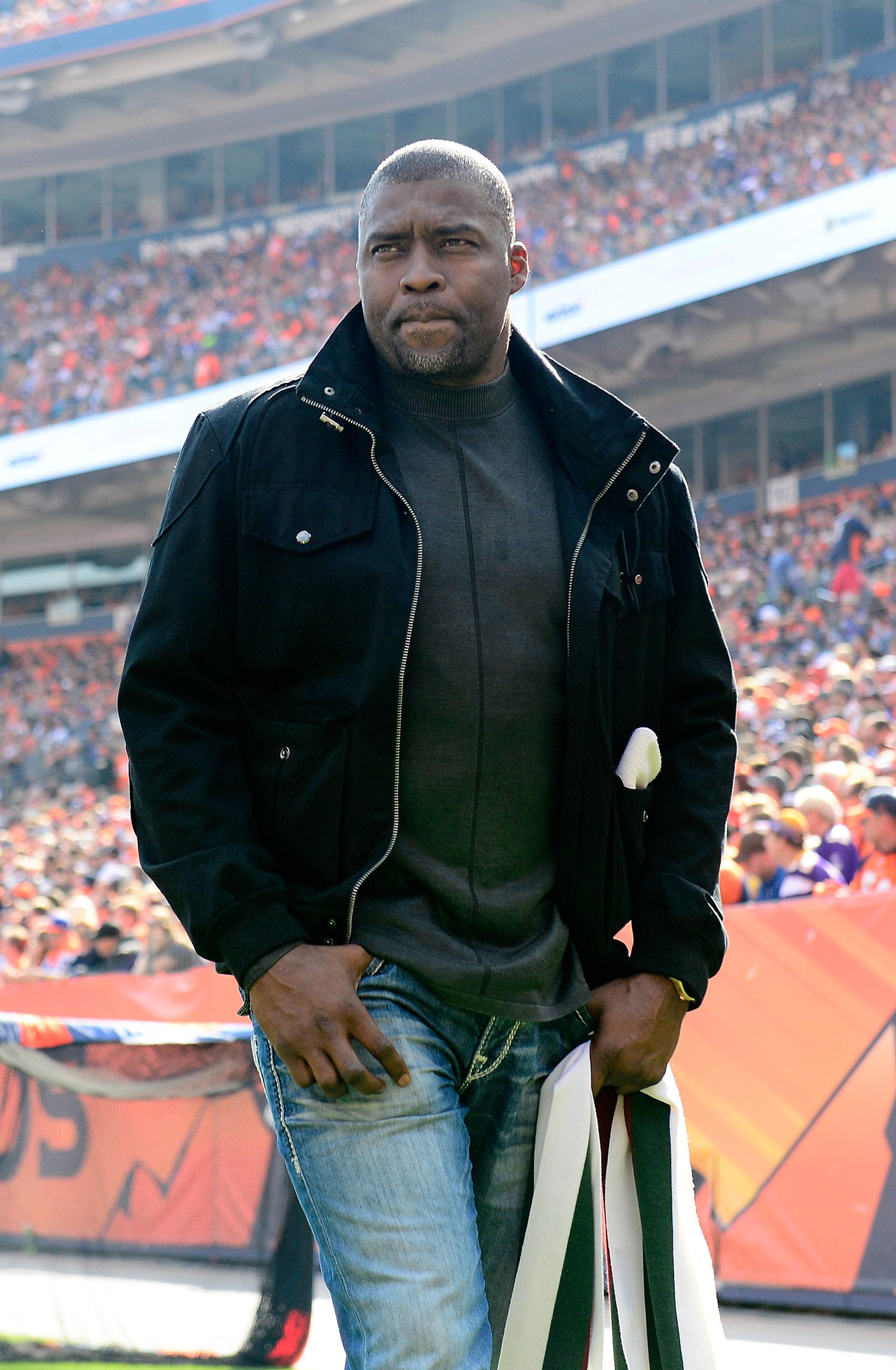 NFL: Minnesota Vikings at Denver Broncos