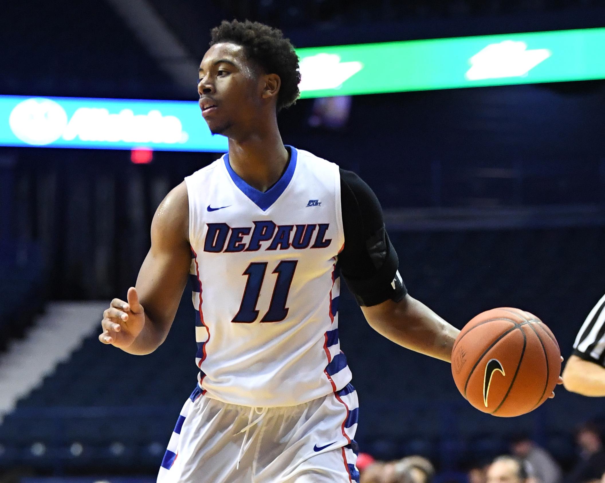 NCAA Basketball: Missouri State at DePaul