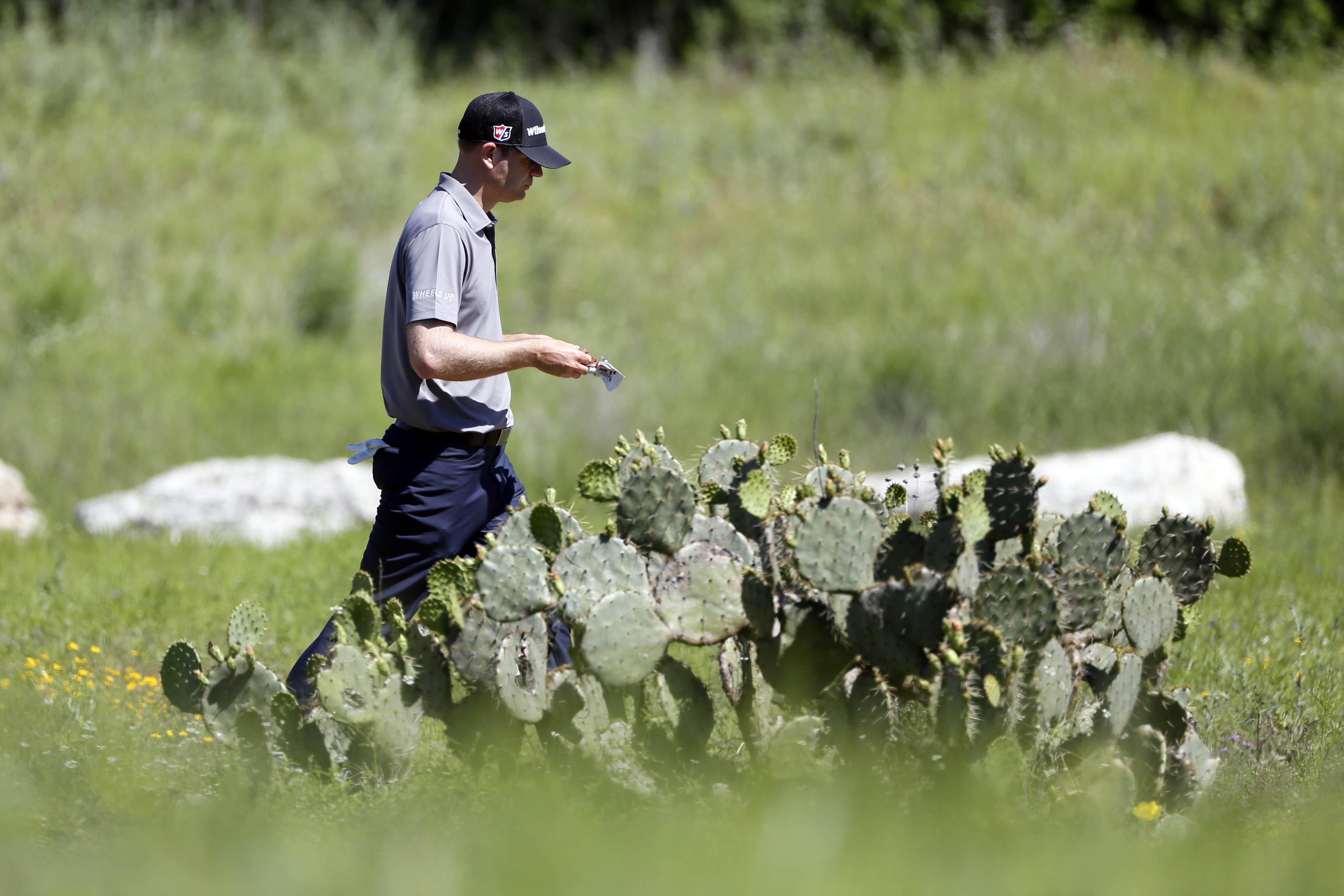 PGA: Valero Texas Open - Second Round