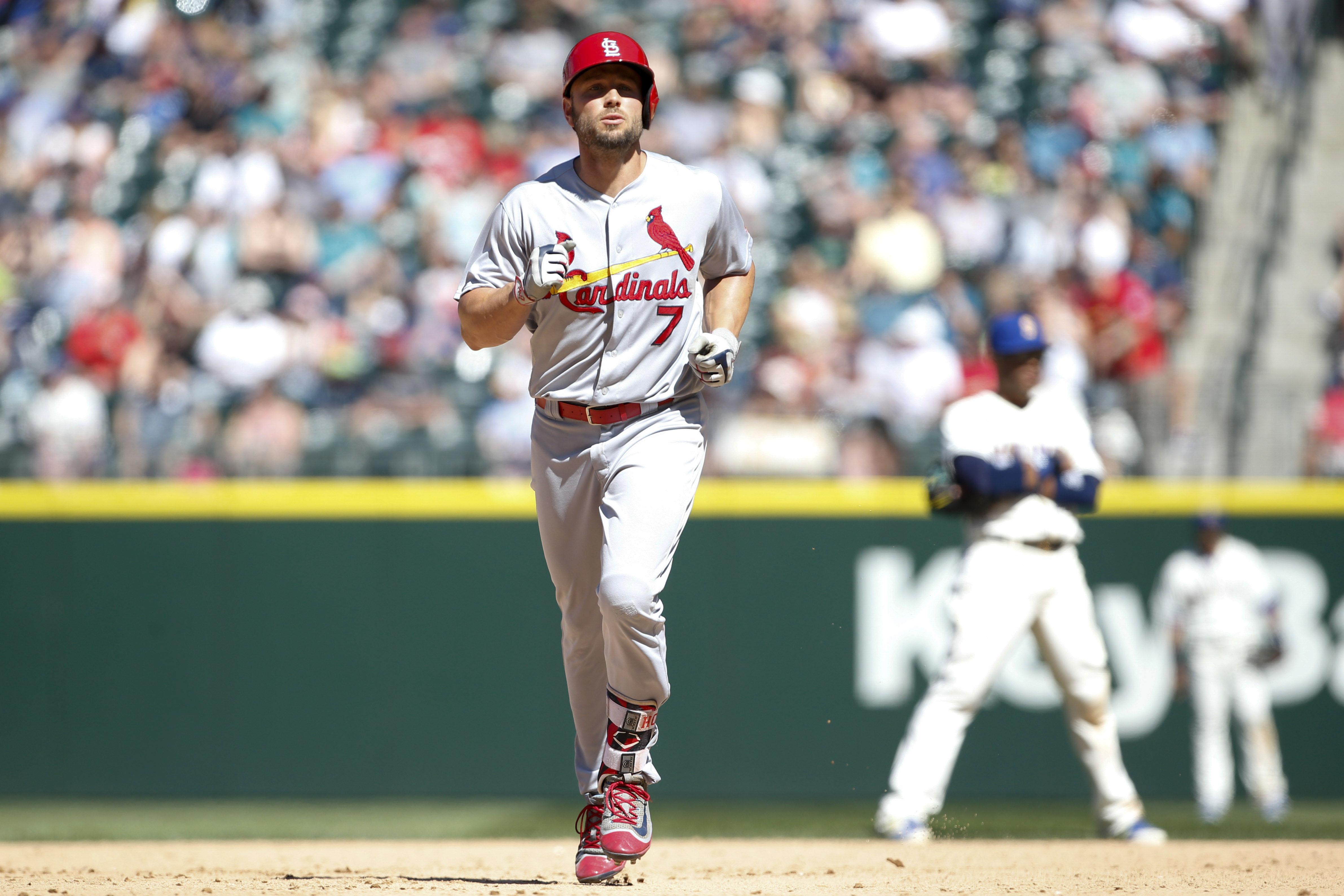 MLB: St. Louis Cardinals at Seattle Mariners