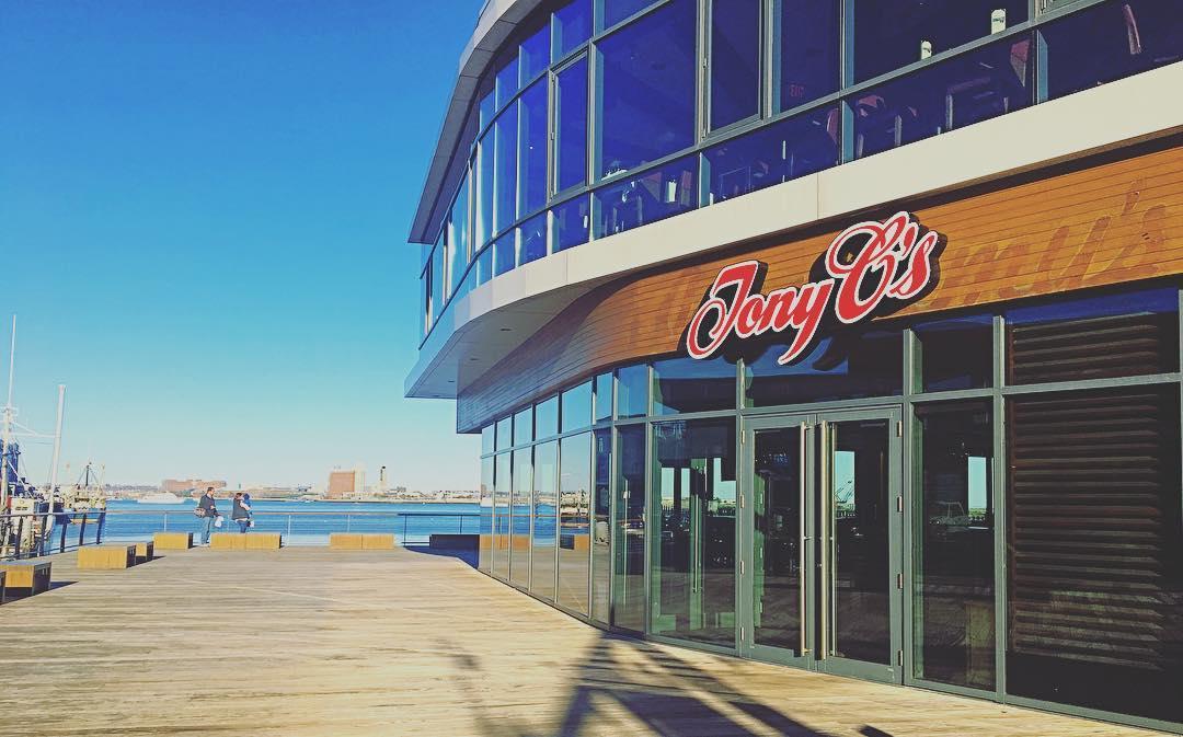 Tony C's in Seaport