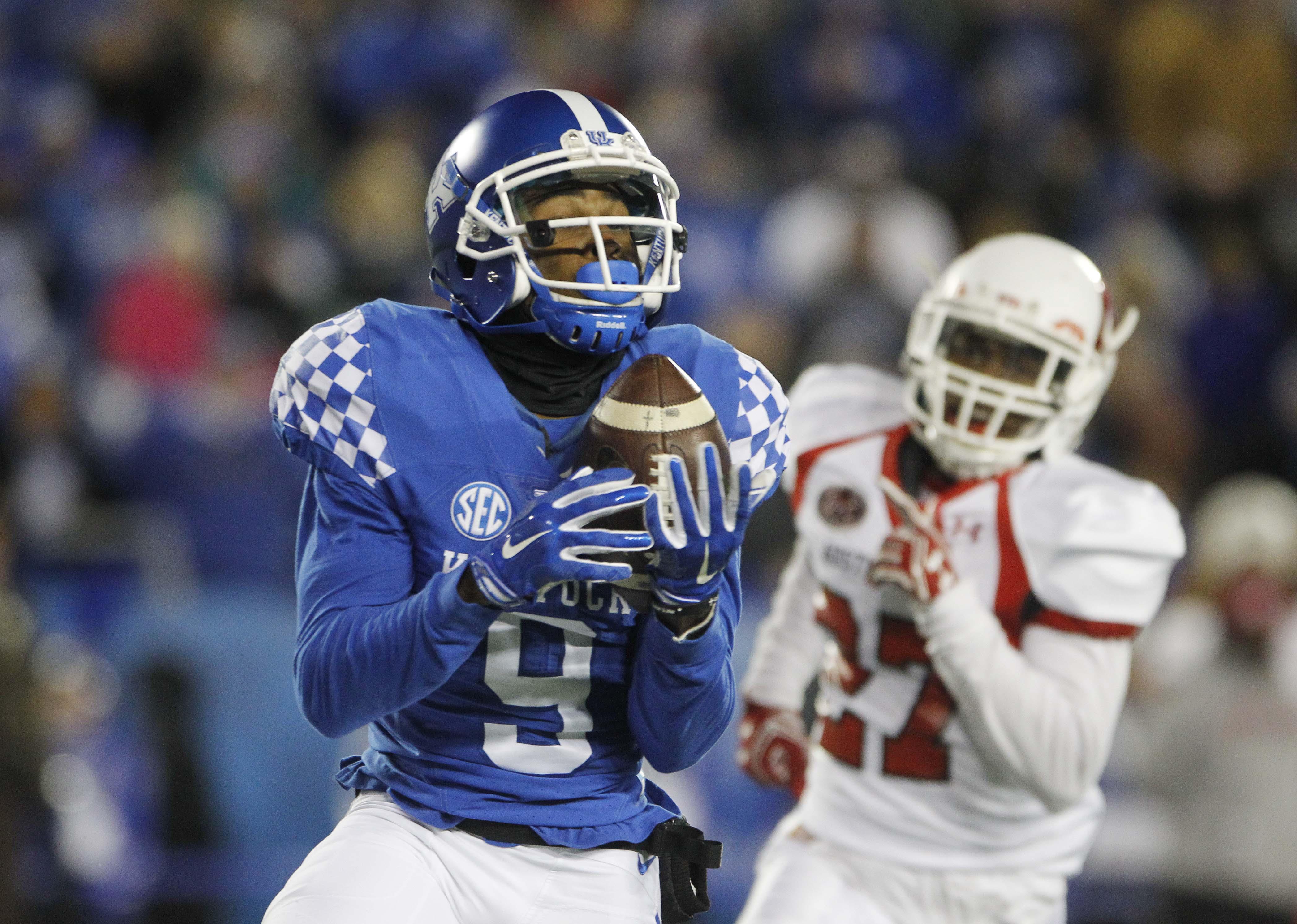 NCAA Football: Austin Peay at Kentucky