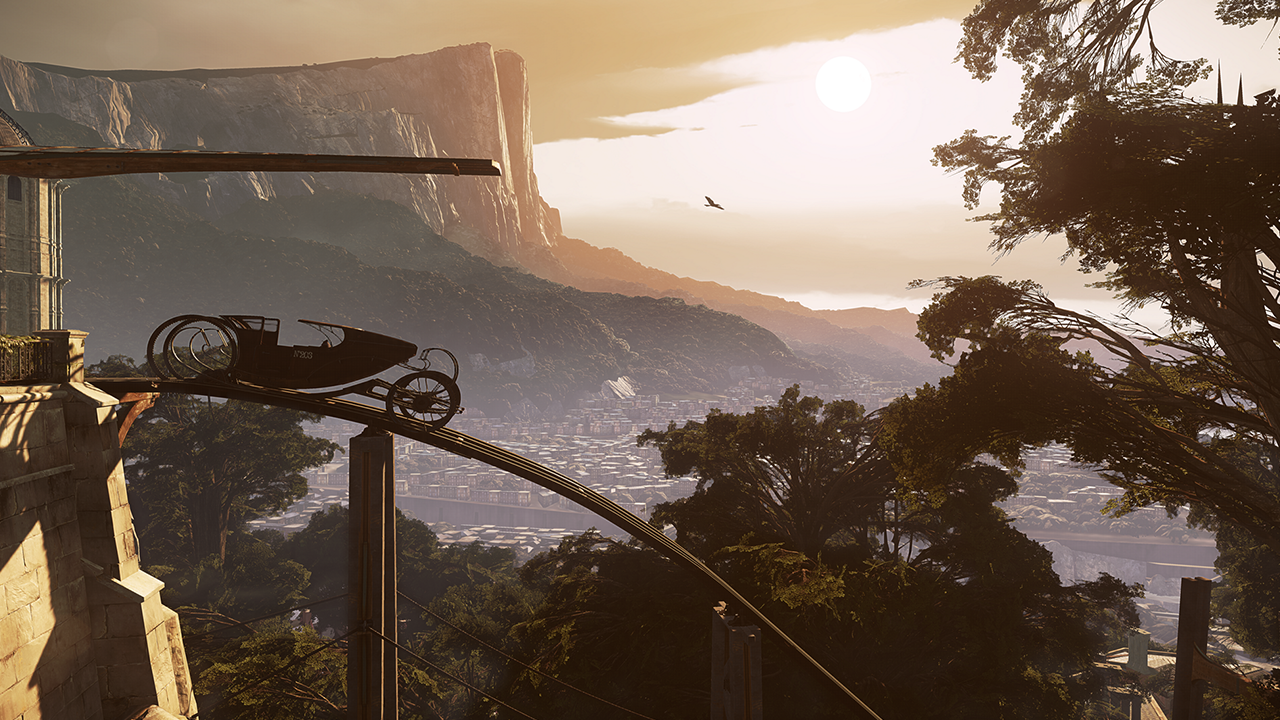 Dishonored 2 is a testament to video games' power of place