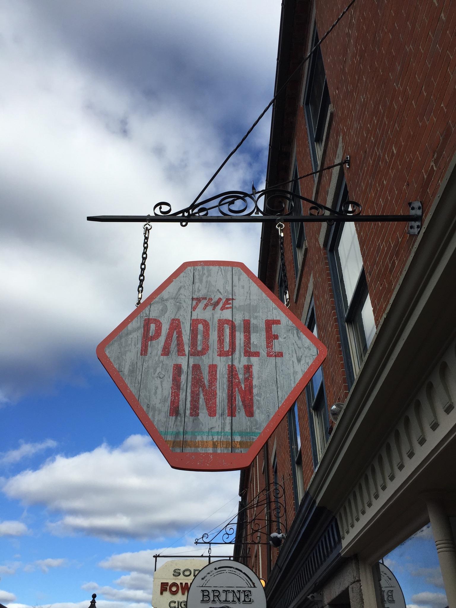 The Paddle Inn, Newburyport