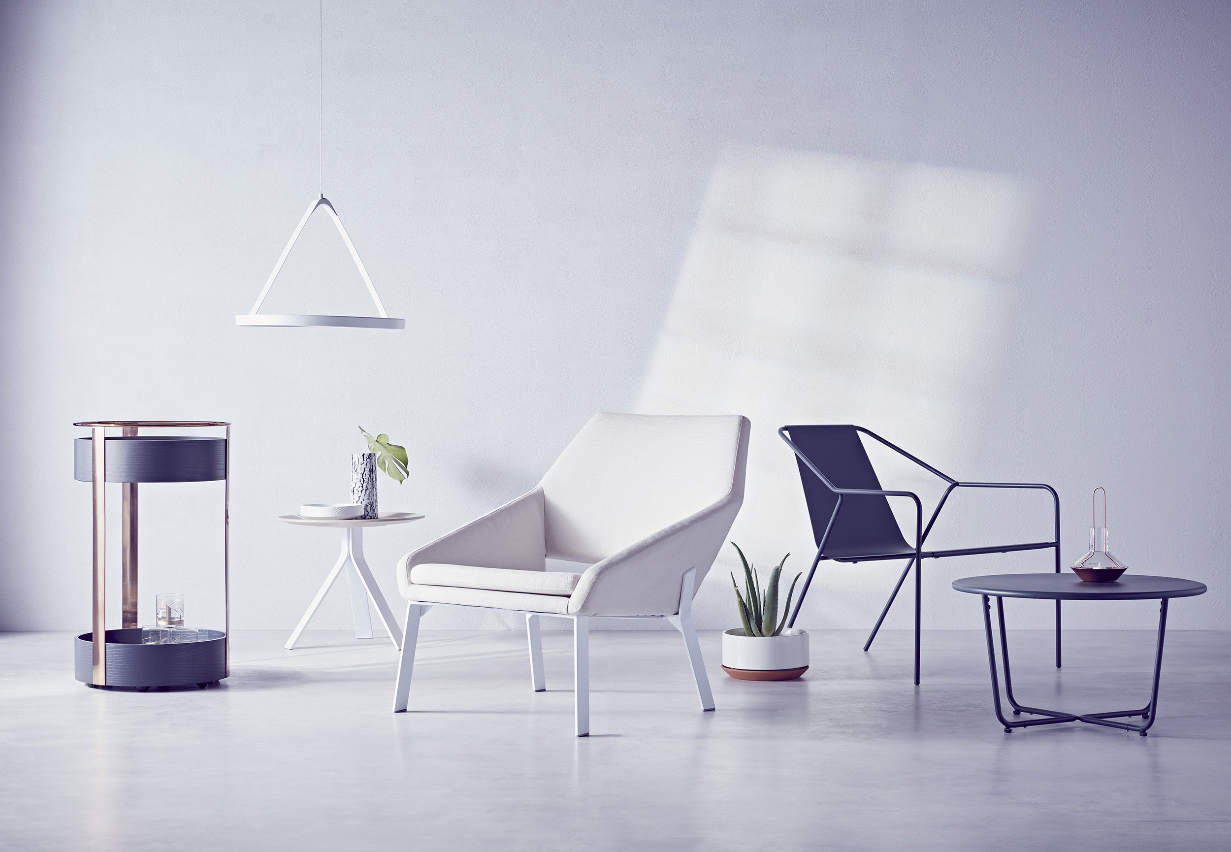 Dwell and targets line of affordable modern furniture is now available