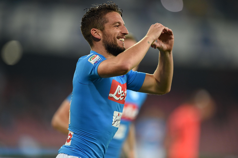 SSC Napoli v Empoli FC - Serie A