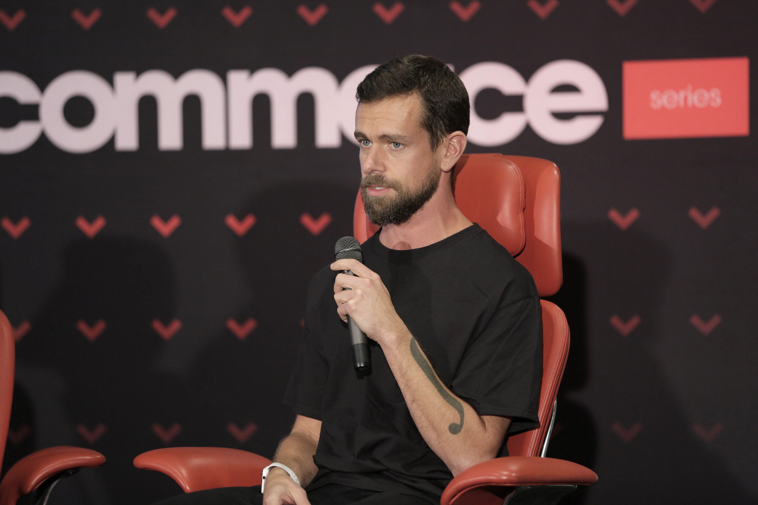 jack dorsey has done a good job of hiring women into positions of power