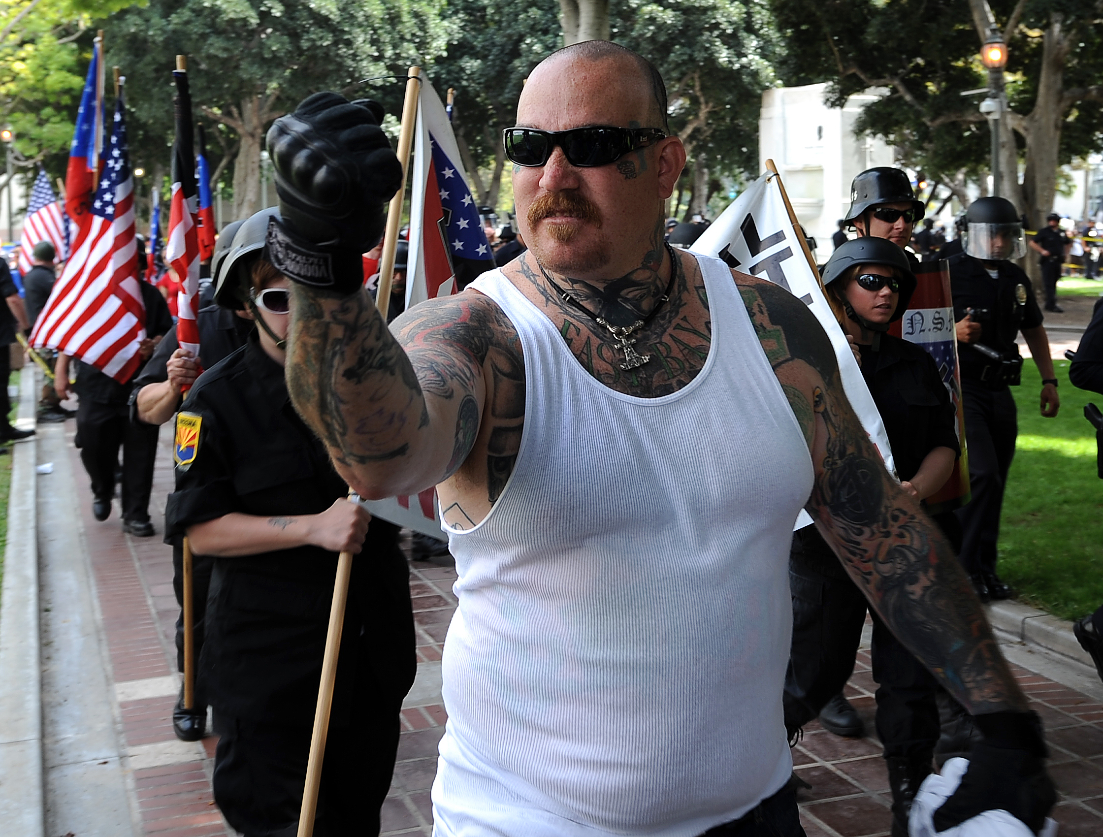 Everything you were afraid to ask about white nationalism's new place in American politics