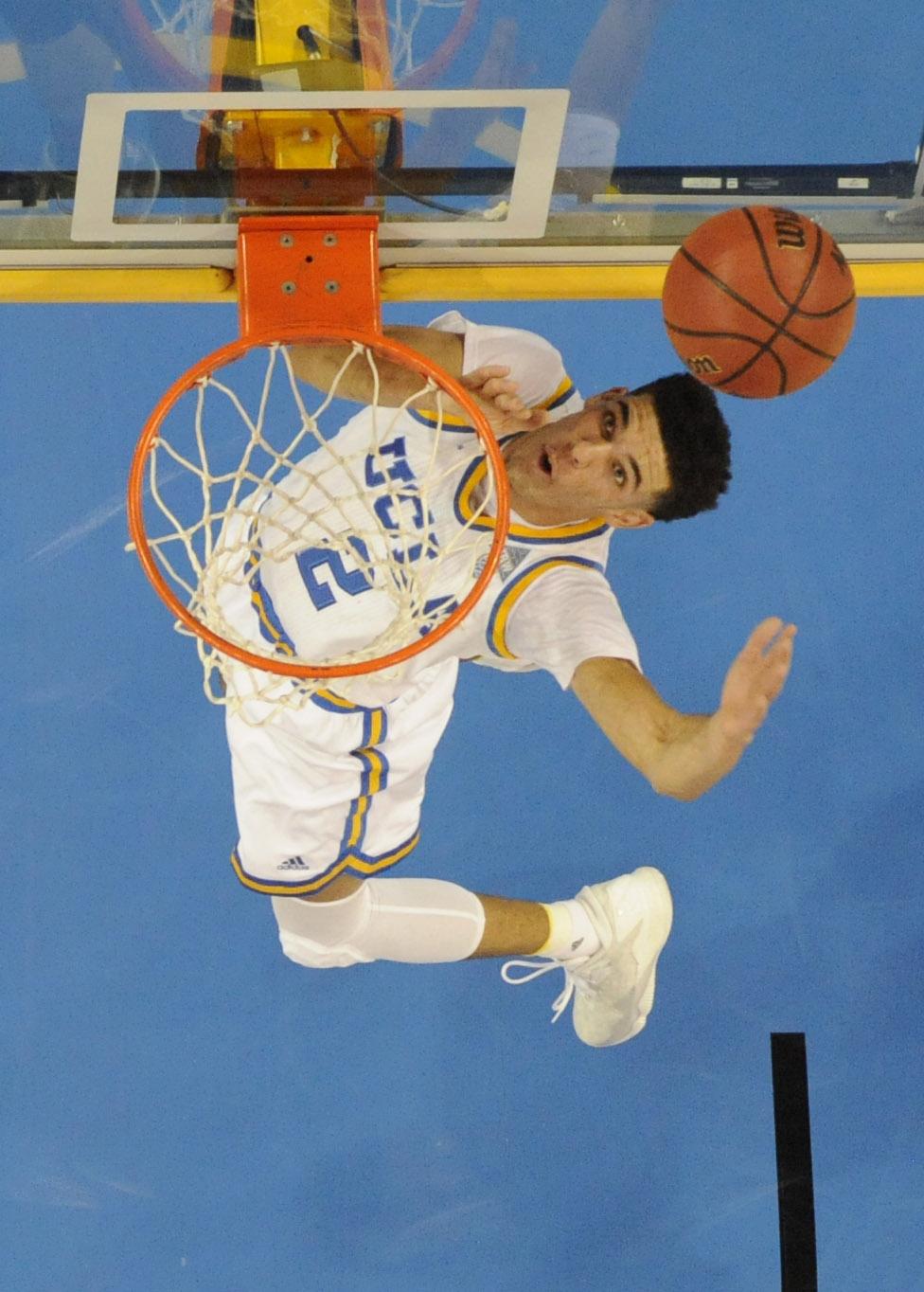 NCAA Basketball: CSU Northridge at UCLA