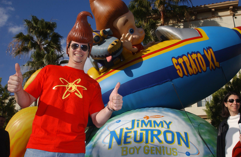 Premiere of 'Jimmy Neutron: Boy Genius'