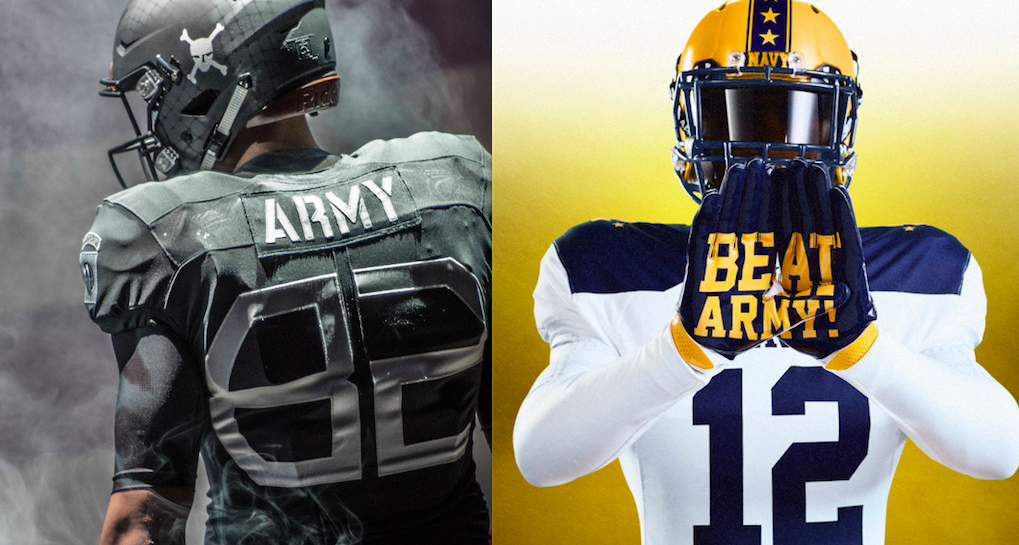 Army-Navy has awesome new uniforms every year, and 2016 is no exception
