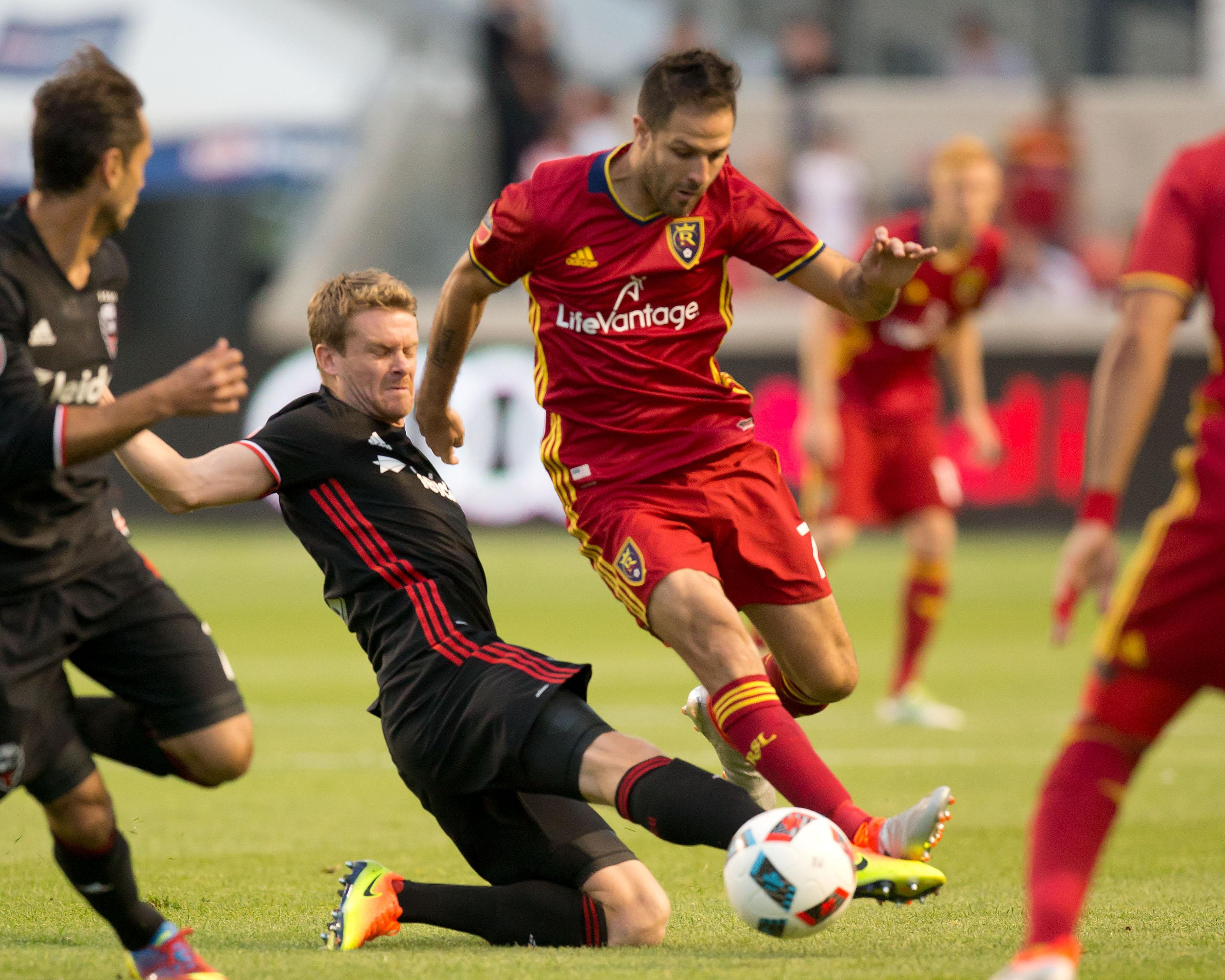 MLS: D.C. United at Real Salt Lake