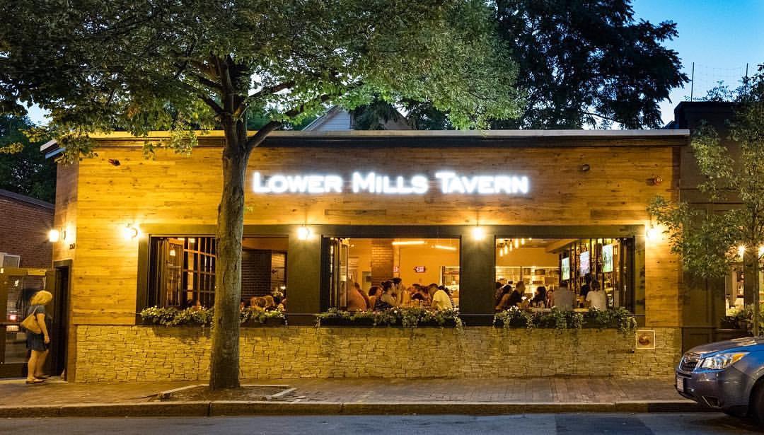Lower Mills Tavern
