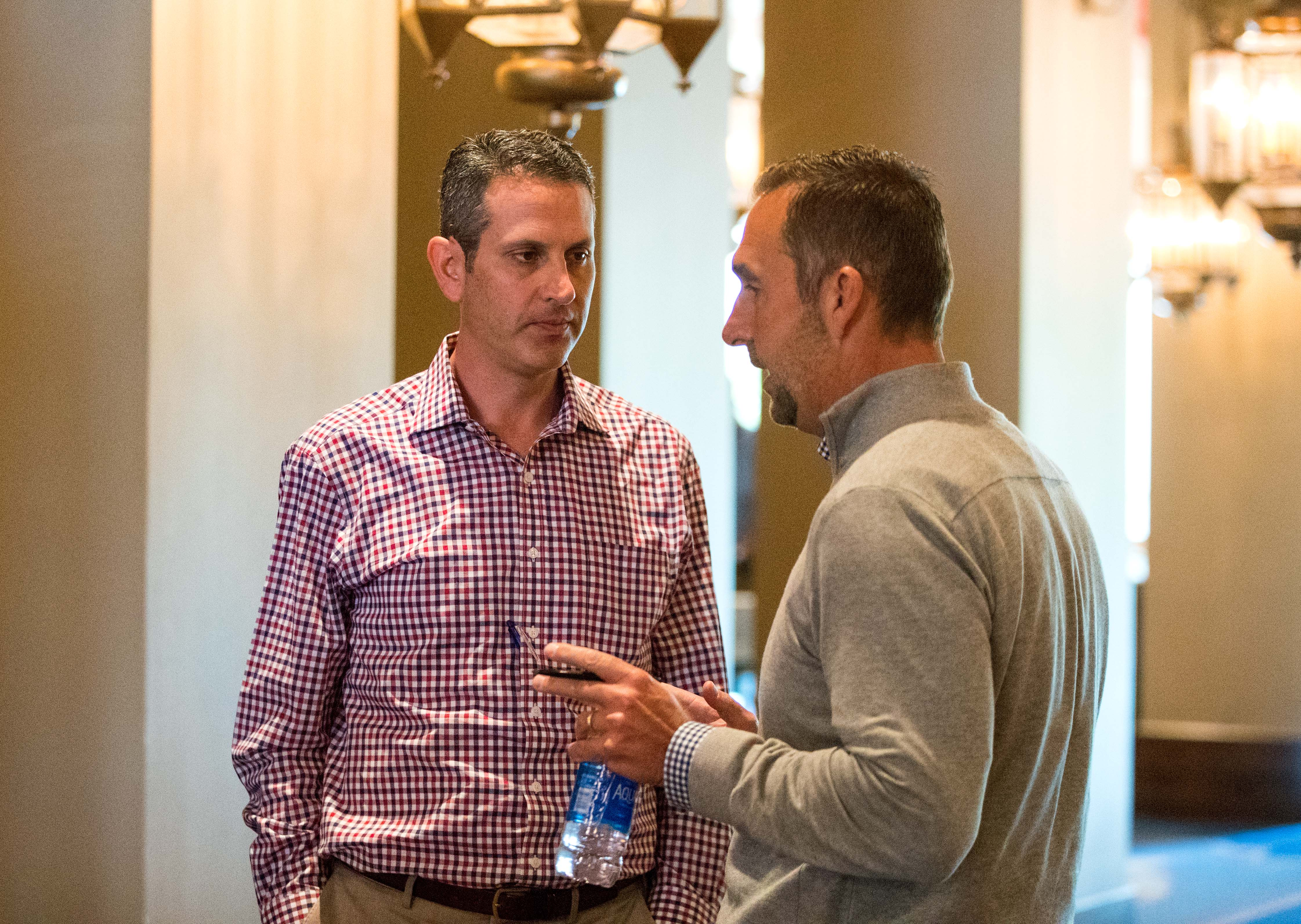MLB: General Managers Meetings