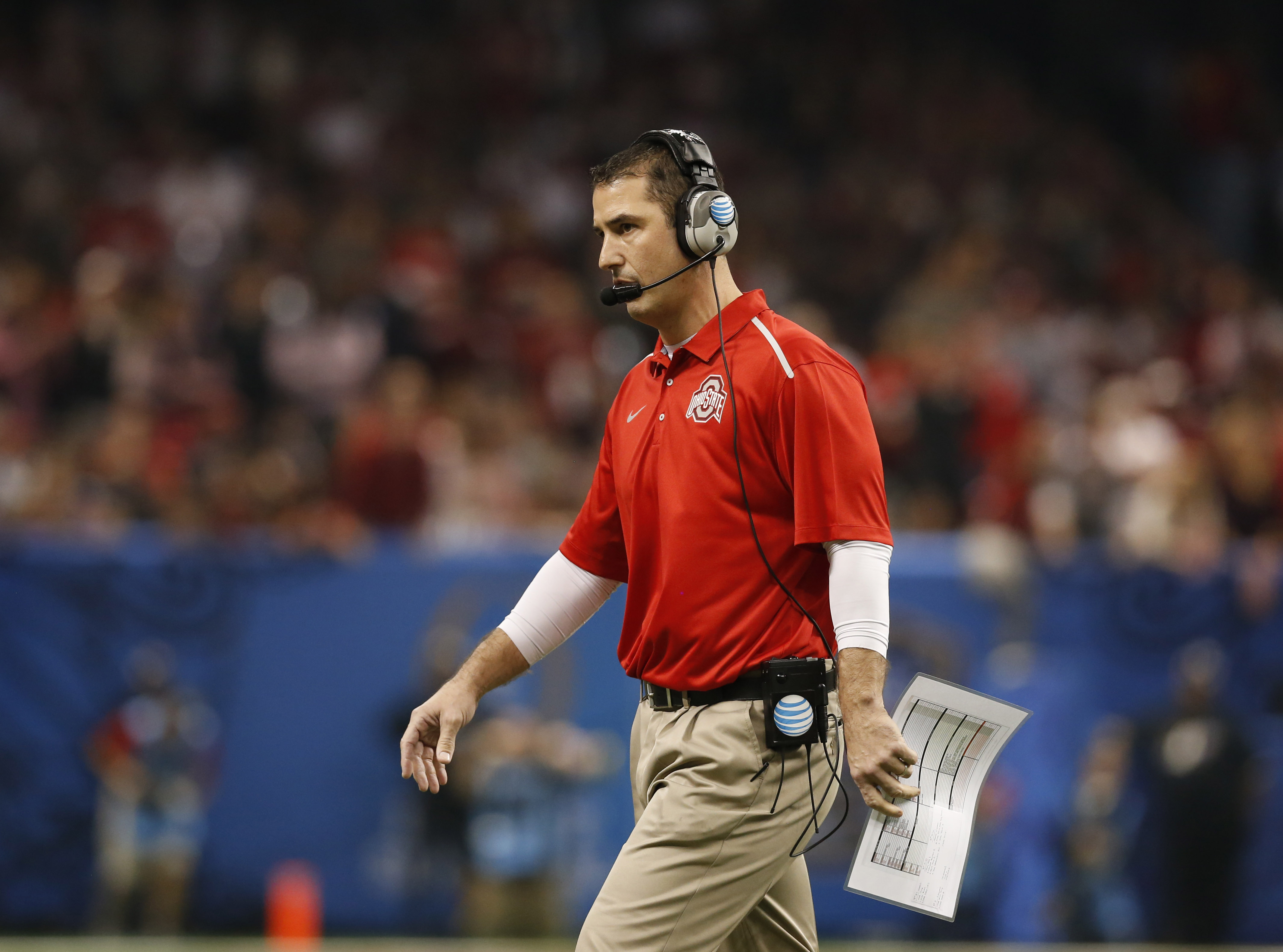 NCAA Football: Sugar Bowl-Ohio State vs Alabama