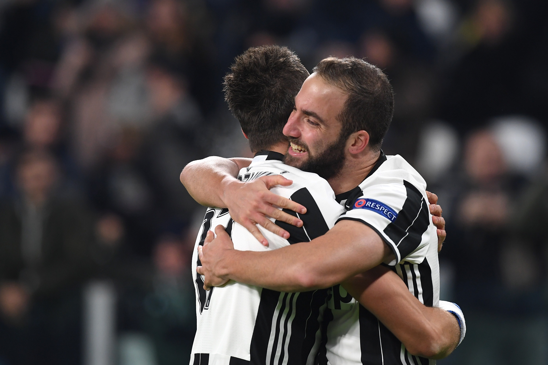 Juventus v GNK Dinamo Zagreb - UEFA Champions League