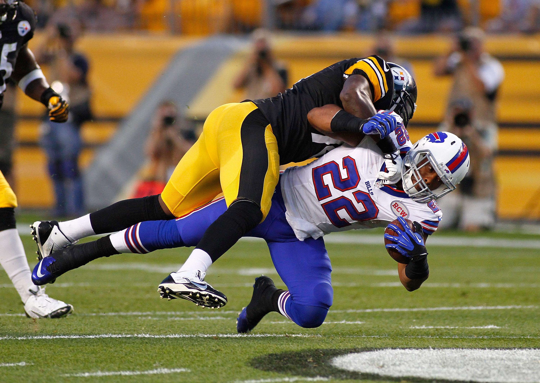 Pittsburgh Steelers At Buffalo Bills