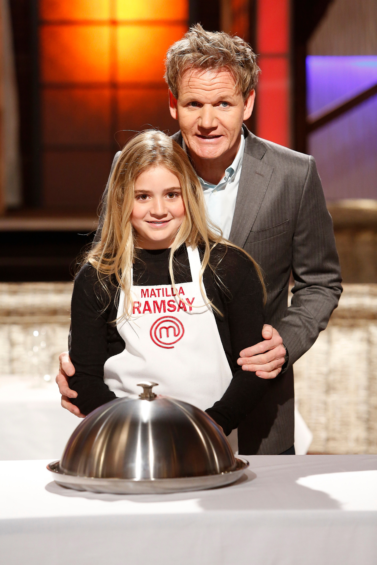 Gordon Ramsay's 15-Year-Old Daughter Lands a Cookbook Deal