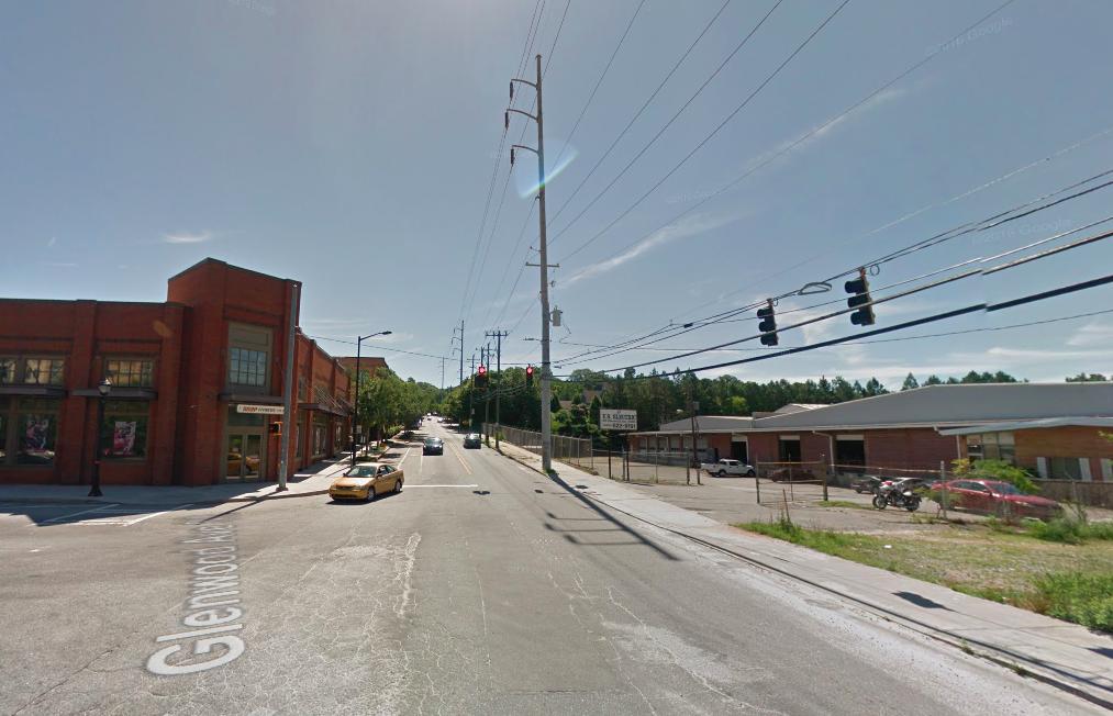 The next site of hundreds of Atlanta Beltline apartments.